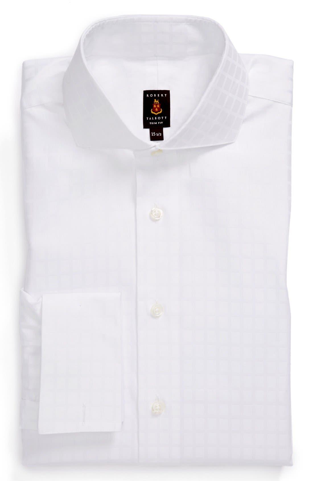 Main Image - Robert Talbott Trim Fit Dress Shirt