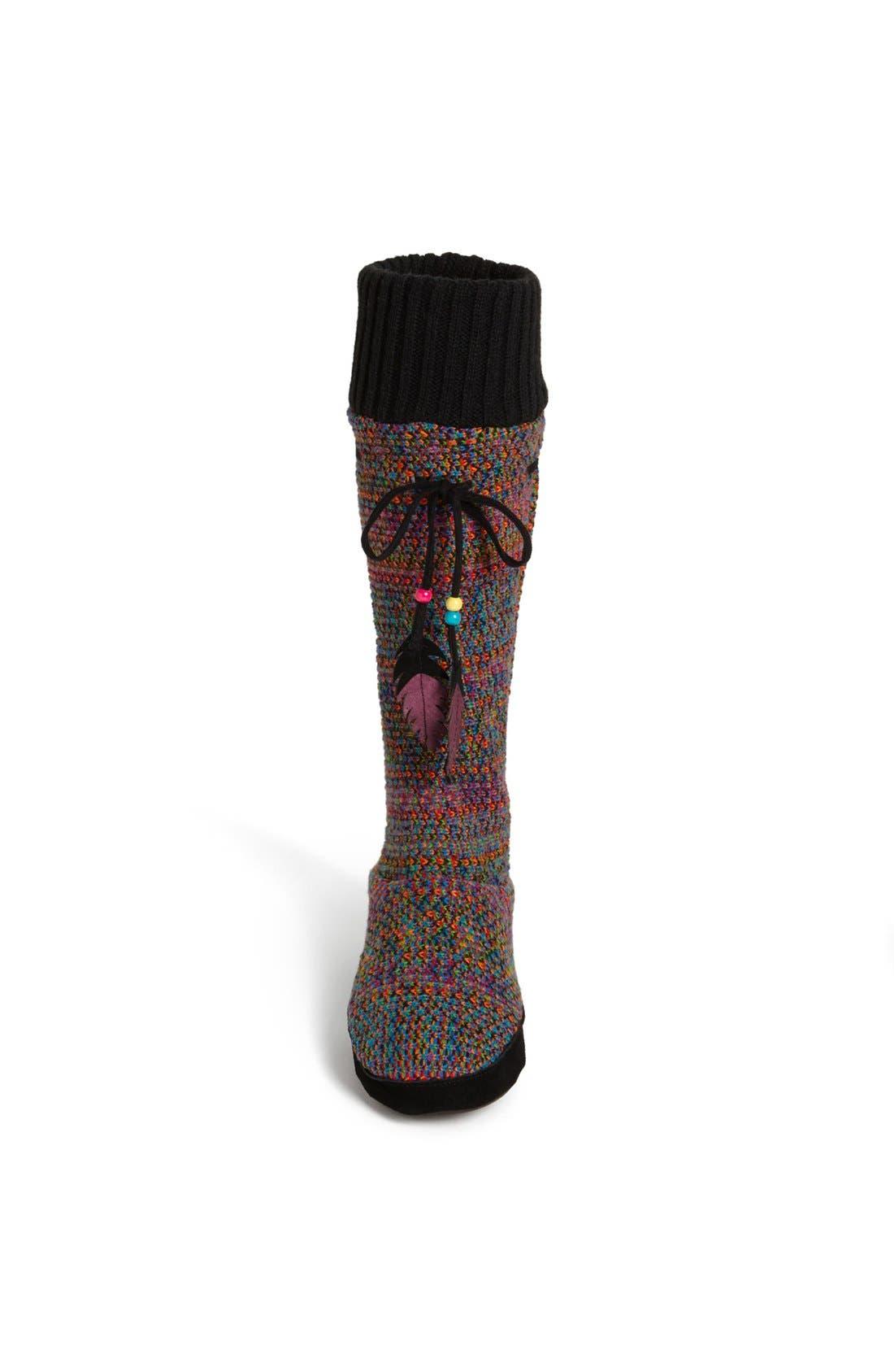 Alternate Image 4  - MUK LUKS 'Angie' Tall Slipper