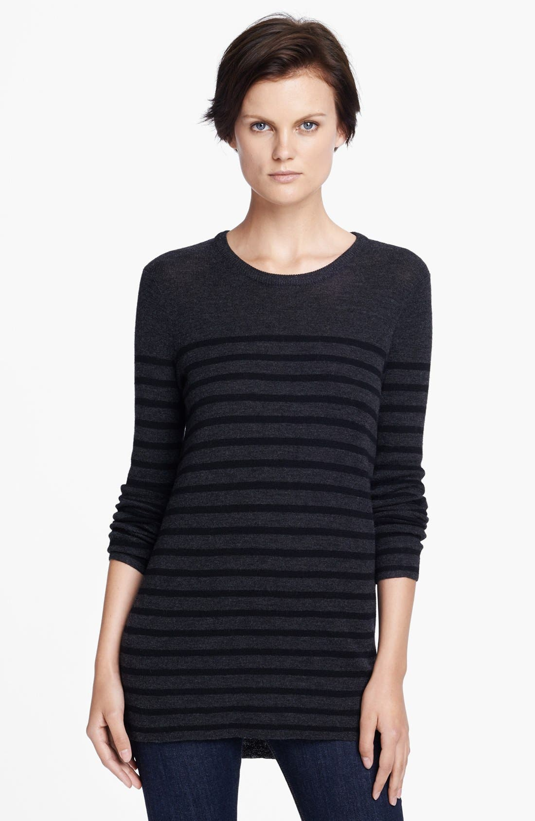 Alternate Image 1 Selected - rag & bone 'Gigi' Stripe Merino Wool Tunic