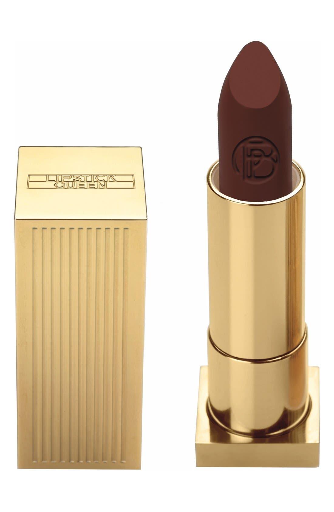 SPACE.NK.apothecary Lipstick Queen Velvet Rope Lipstick