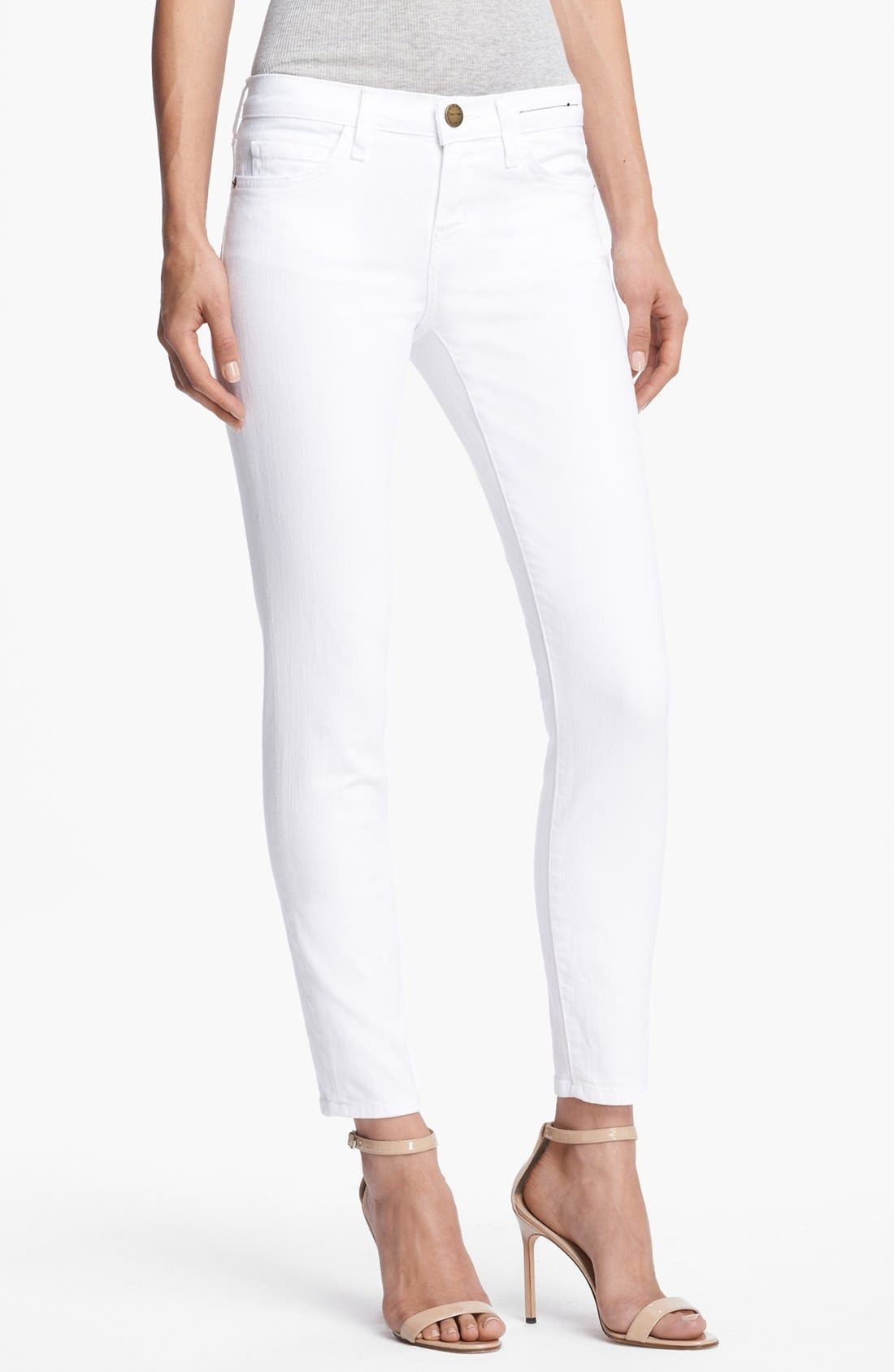 Current/Elliott 'The Stiletto' Jeans (Sugar)