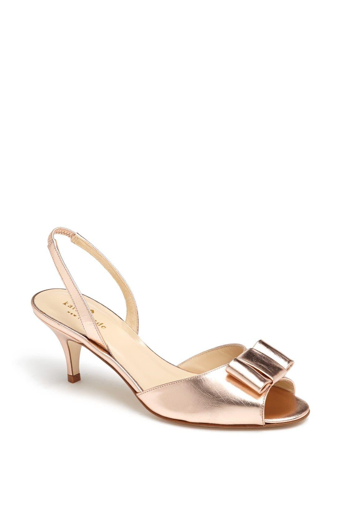 Alternate Image 1 Selected - kate spade new york 'emelia' sandal
