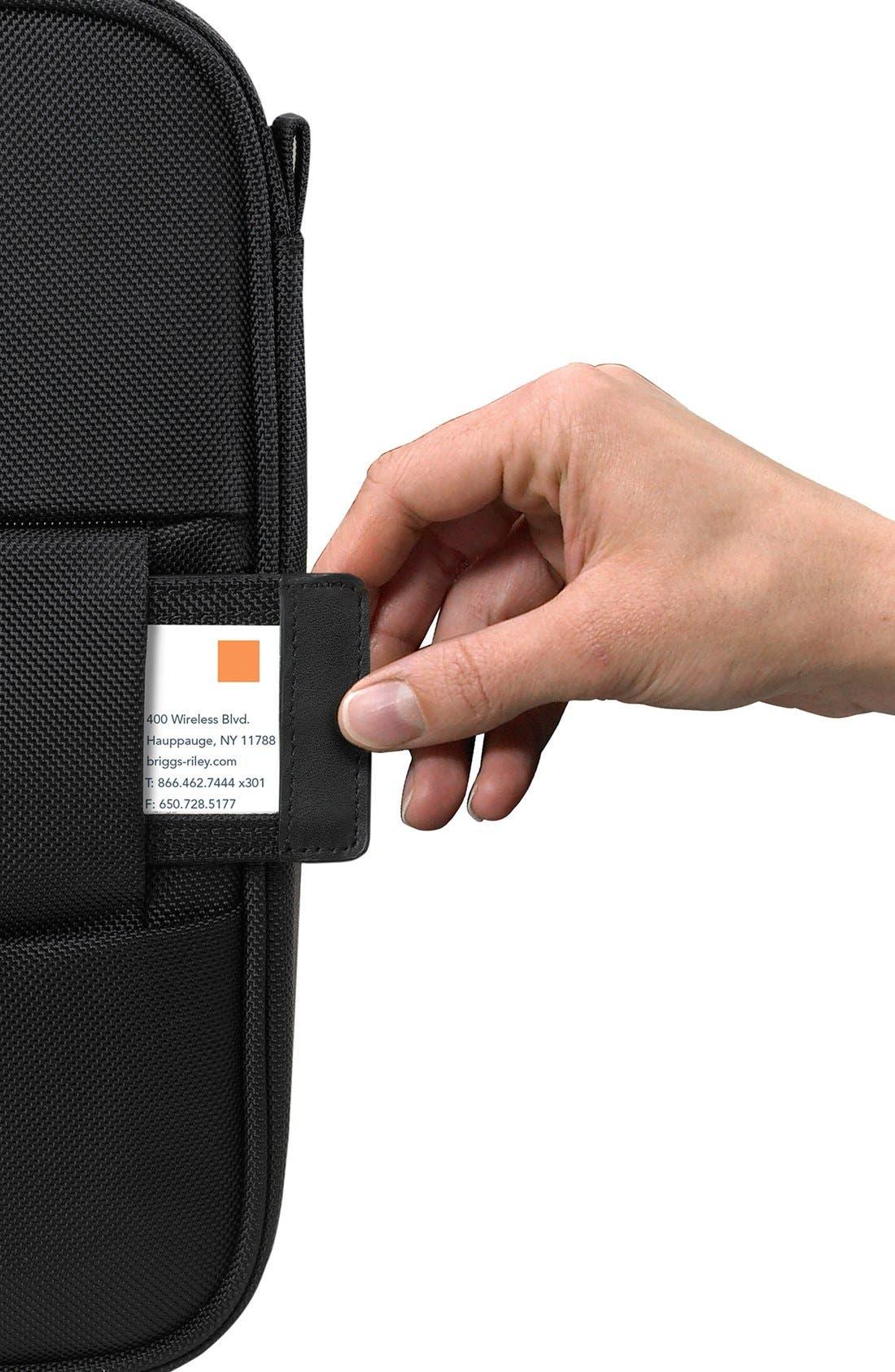 Alternate Image 5  - Briggs & Riley 'Medium' Ballistic Nylon Backpack