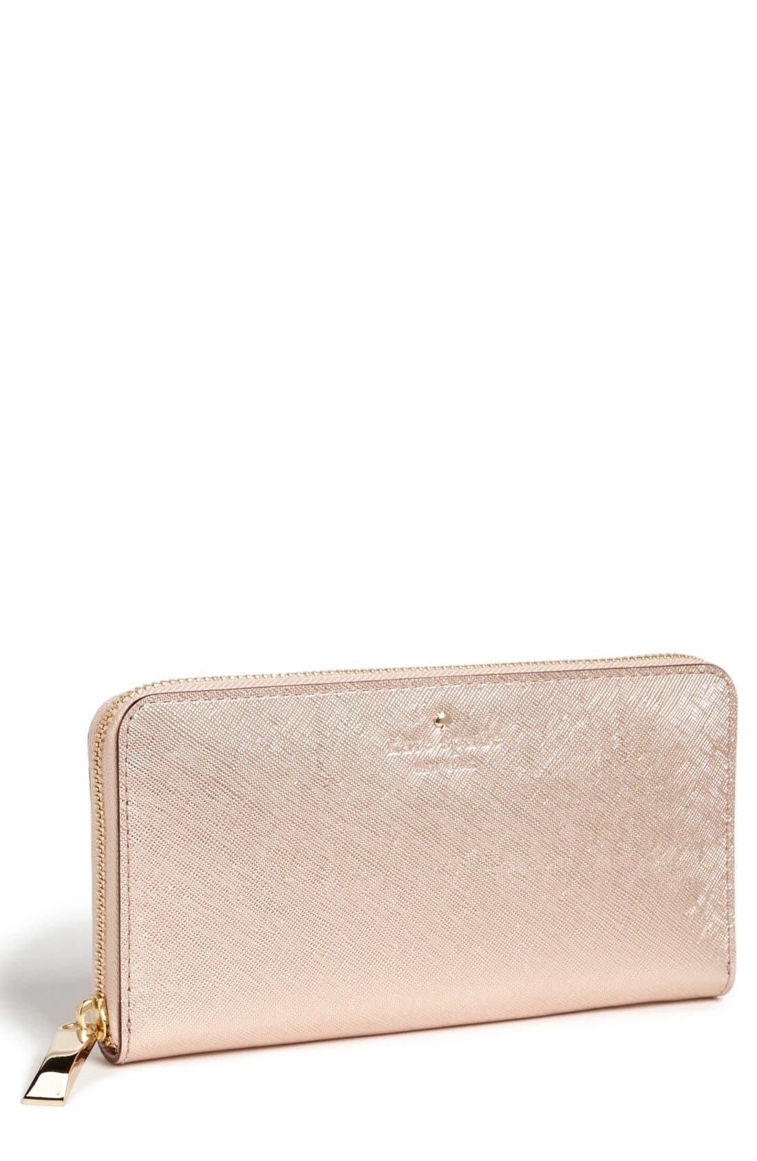 Alternate Image 1 Selected - kate spade new york 'cherry lane - lacey' wallet