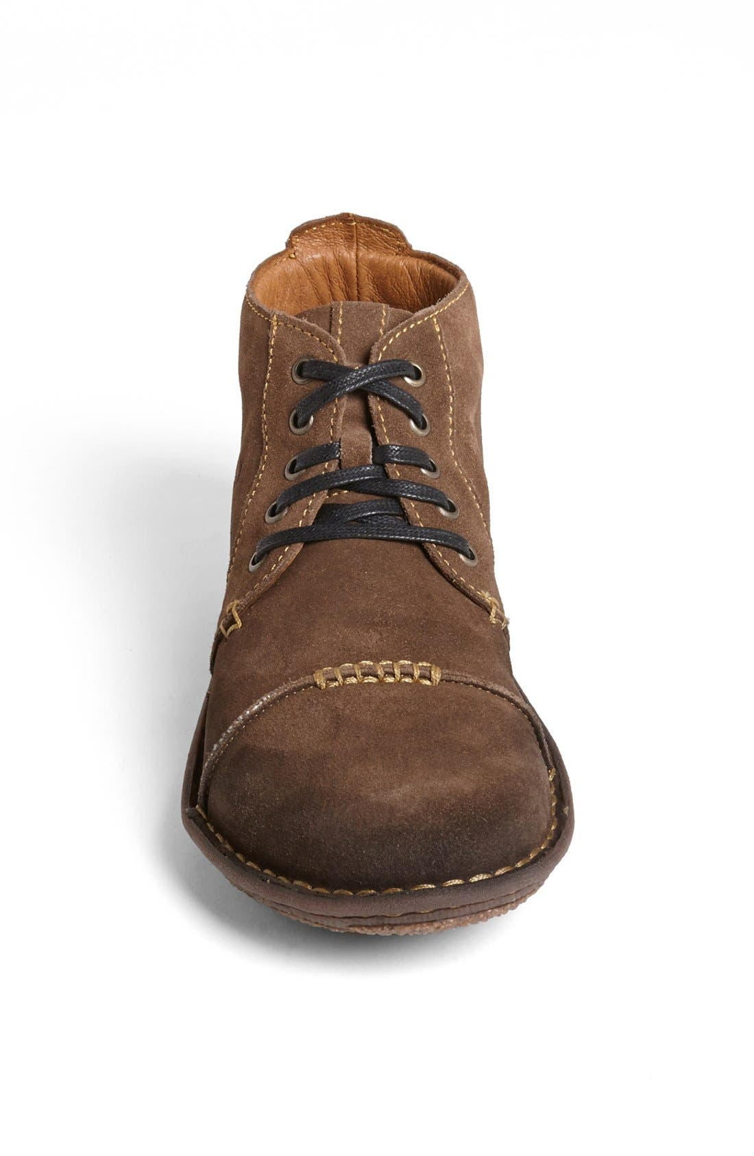 Alternate Image 3  - Børn 'Edlan' Cap Toe Chukka Boot (Men)