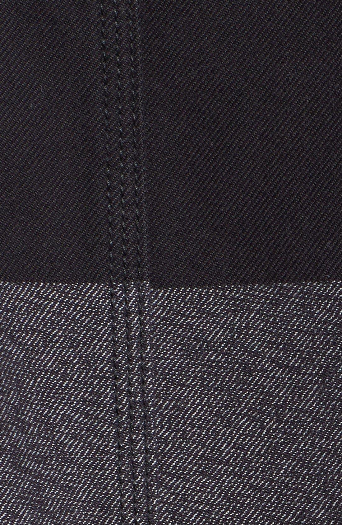 Alternate Image 3  - PRPS Block Stripe Railroad Chore Jacket