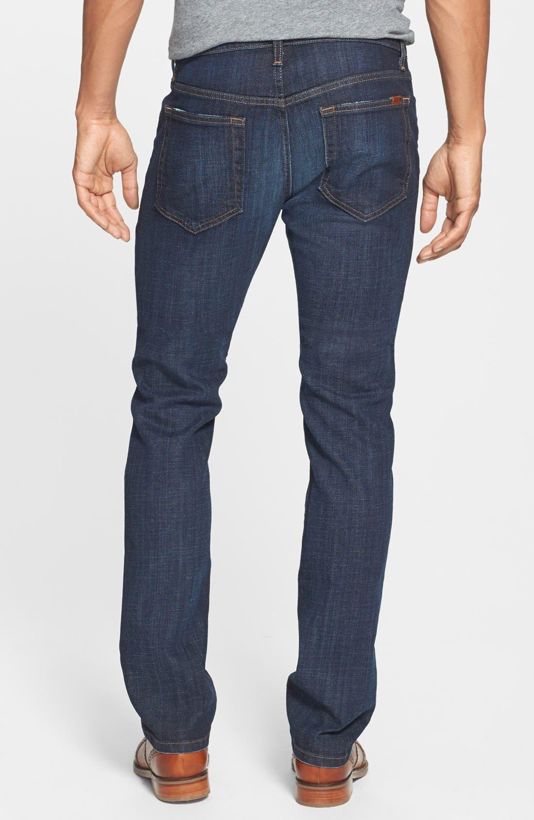 Alternate Image 2  - Joe's 'Slim' Skinny Fit Jeans (Hunter)