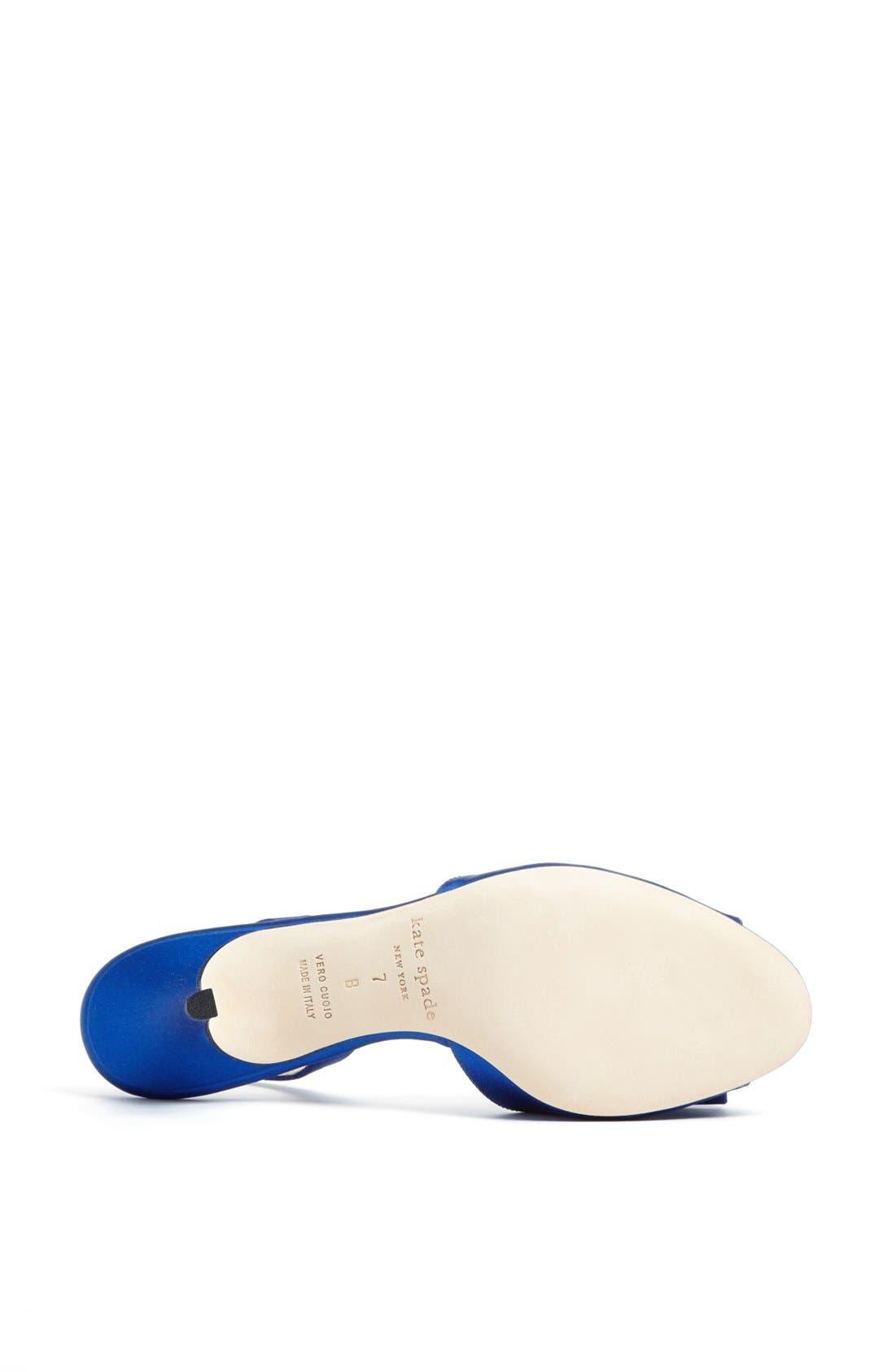 Alternate Image 4  - kate spade new york 'emelia' sandal (Women)