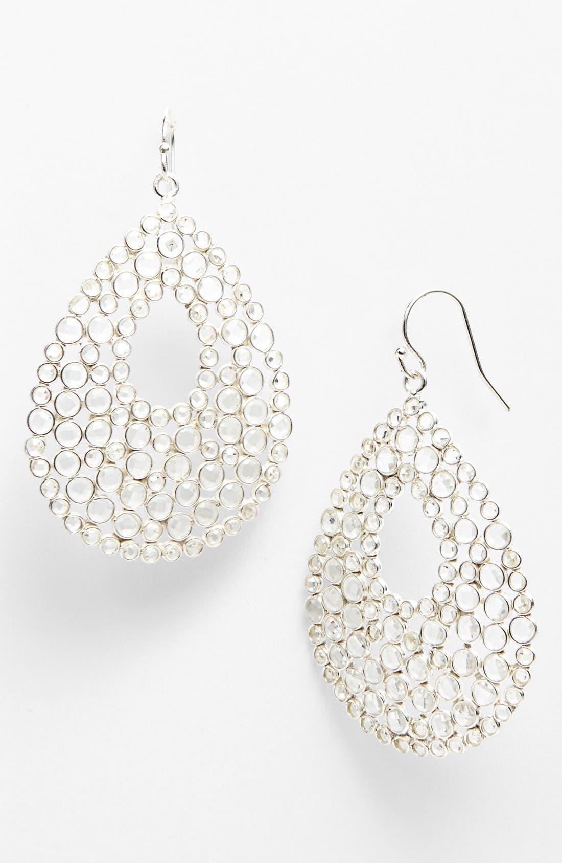 Alternate Image 1 Selected - NuNu Designs Teardrop Earrings