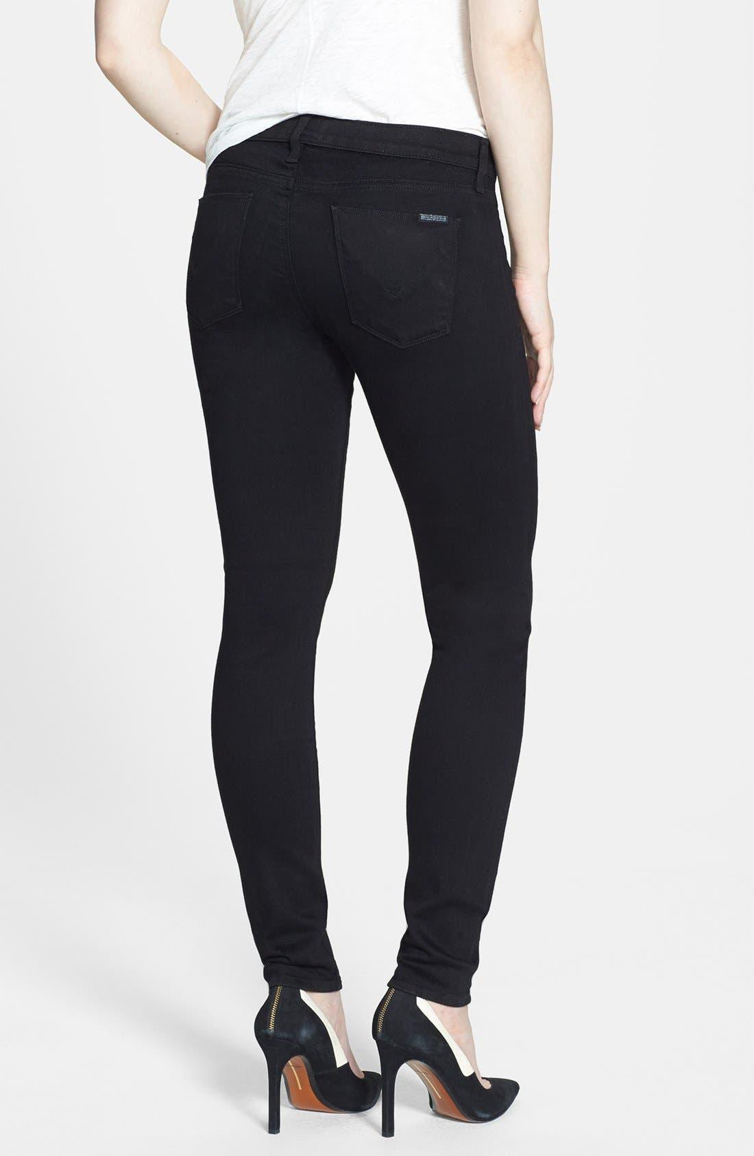 Alternate Image 2  - Hudson Jeans 'Krista' Super Skinny Jeans