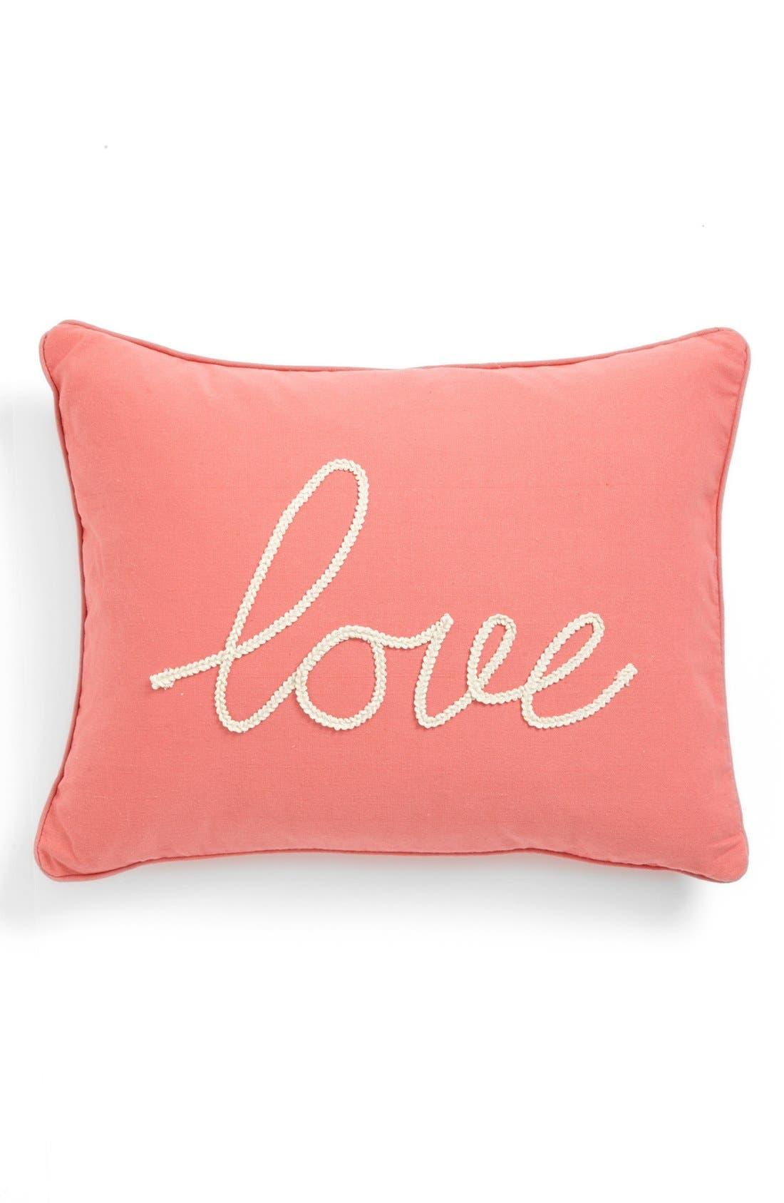 Main Image - Levtex 'Love' Pillow