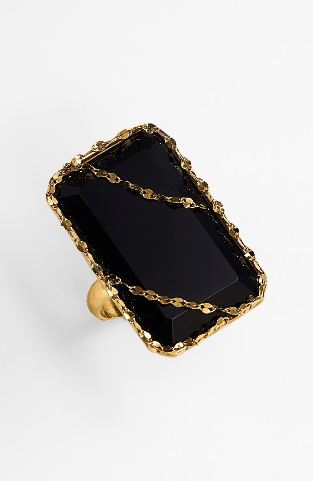 Alternate Image 1 Selected - Lana Jewelry 'Spellbound - Noir' Stone Ring
