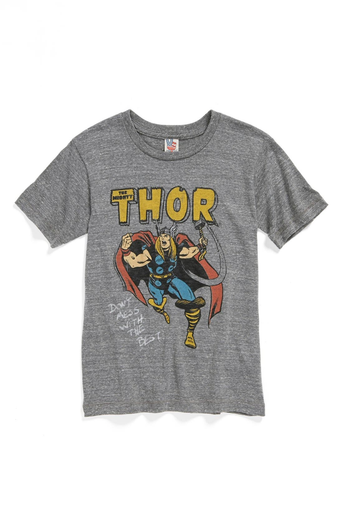 Main Image - Junk Food 'Thor' T-Shirt (Toddler Boys, Little Boys & Big Boys)
