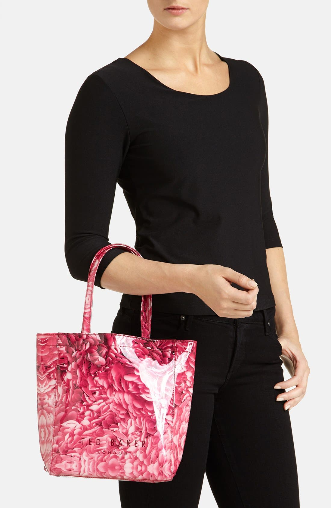 Alternate Image 2  - Ted Baker London 'Holiday - Rosette Ikon' Tote