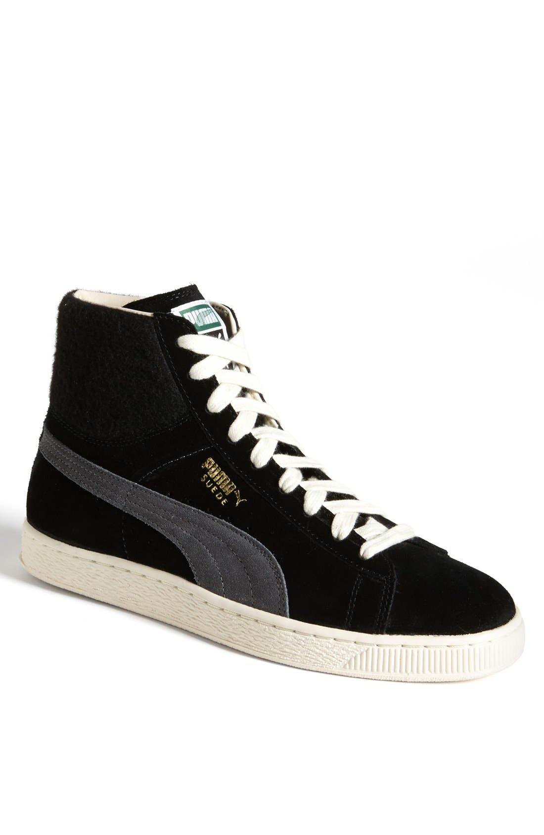 Alternate Image 1 Selected - PUMA 'Suede City Mid' Sneaker