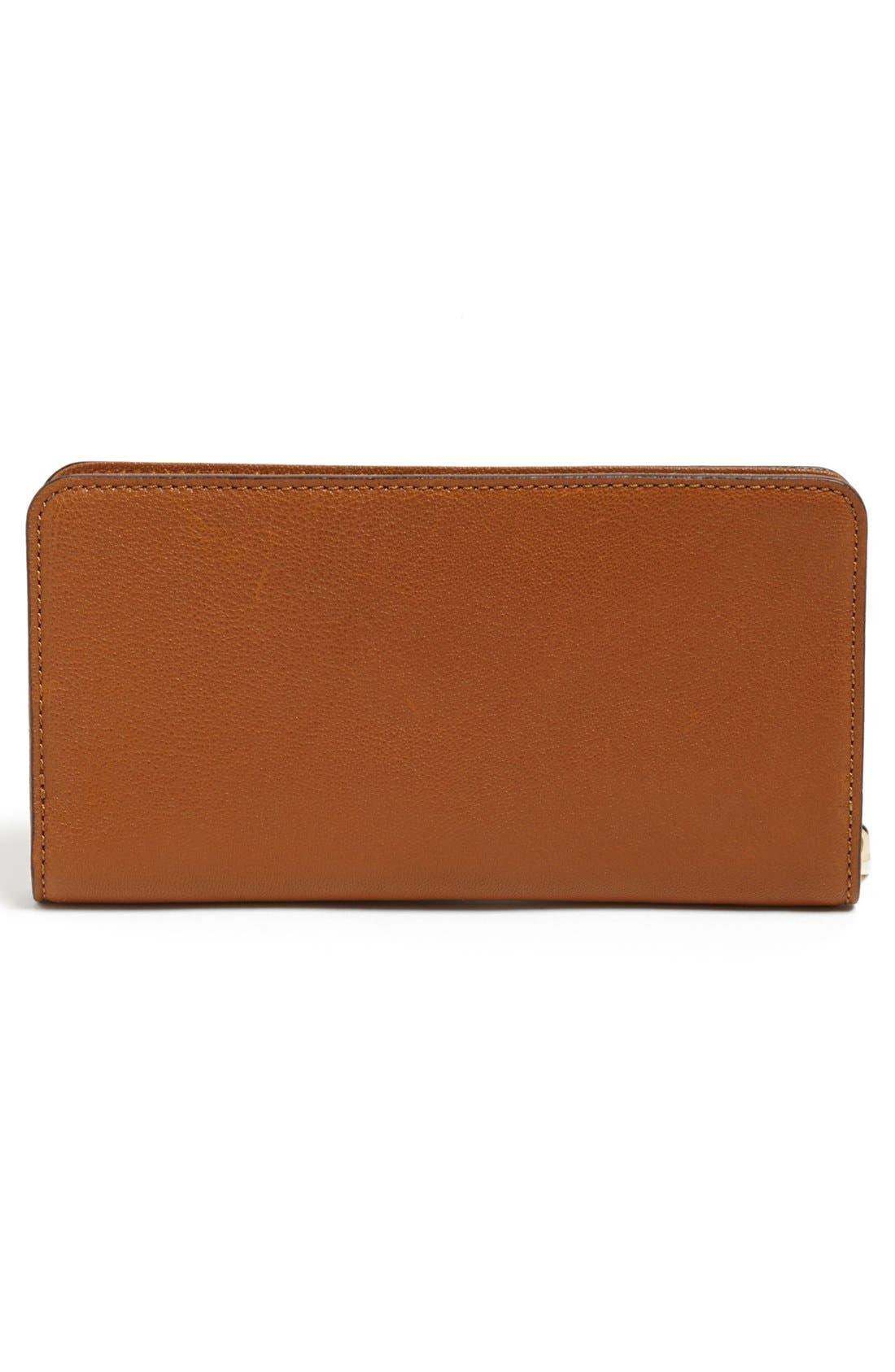 Alternate Image 3  - MICHAEL Michael Kors 'Hamilton - Large' Wallet