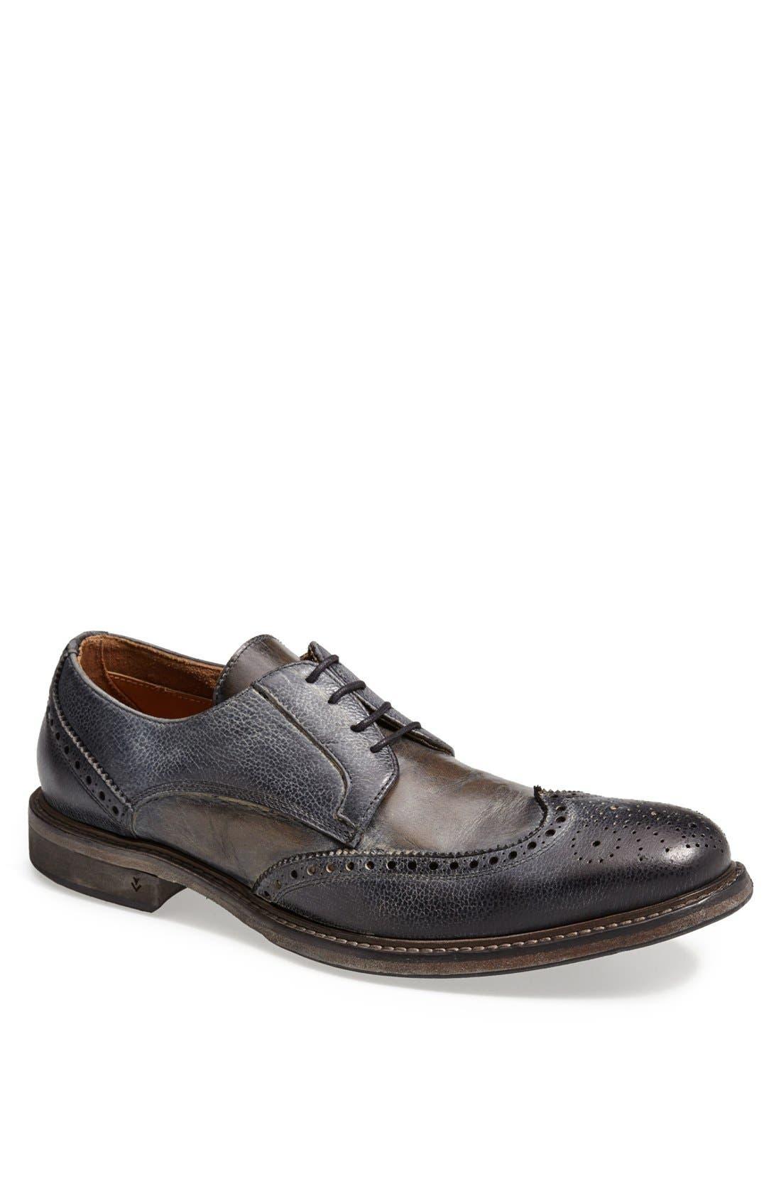 Main Image - John Varvatos Collection 'College' Spectator Shoe