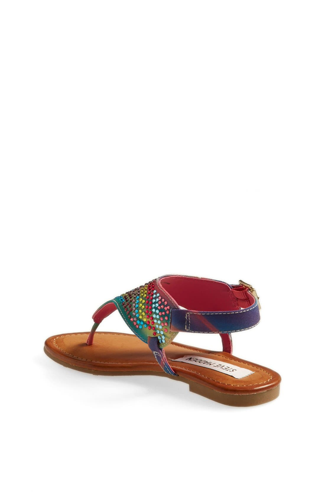 Alternate Image 2  - Steve Madden 'Bizee' Sandal (Toddler, Little Kid & Big Kid)
