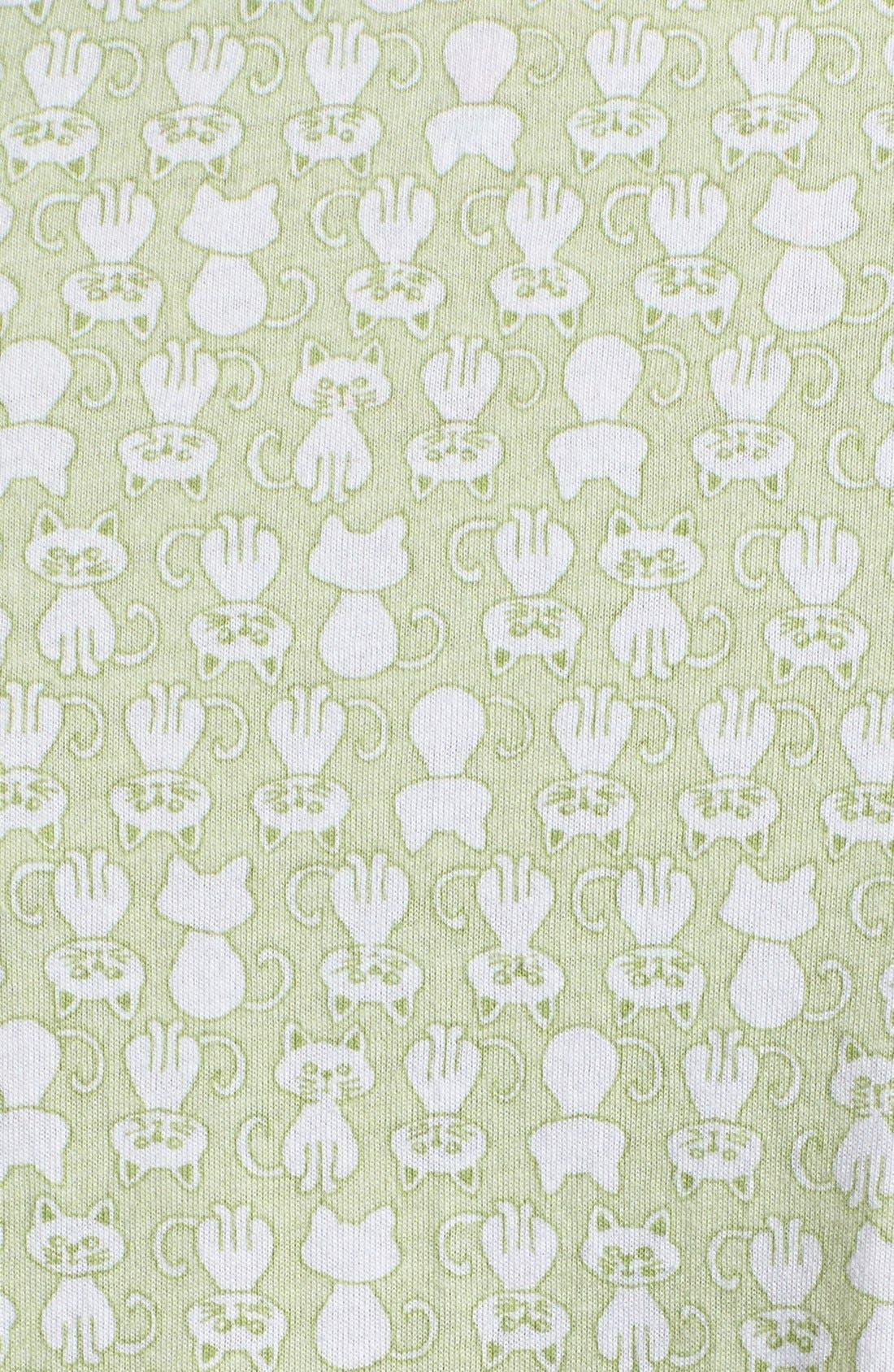 Alternate Image 3  - Carole Hochman Designs 'Radiant Dots' Sleep Shirt