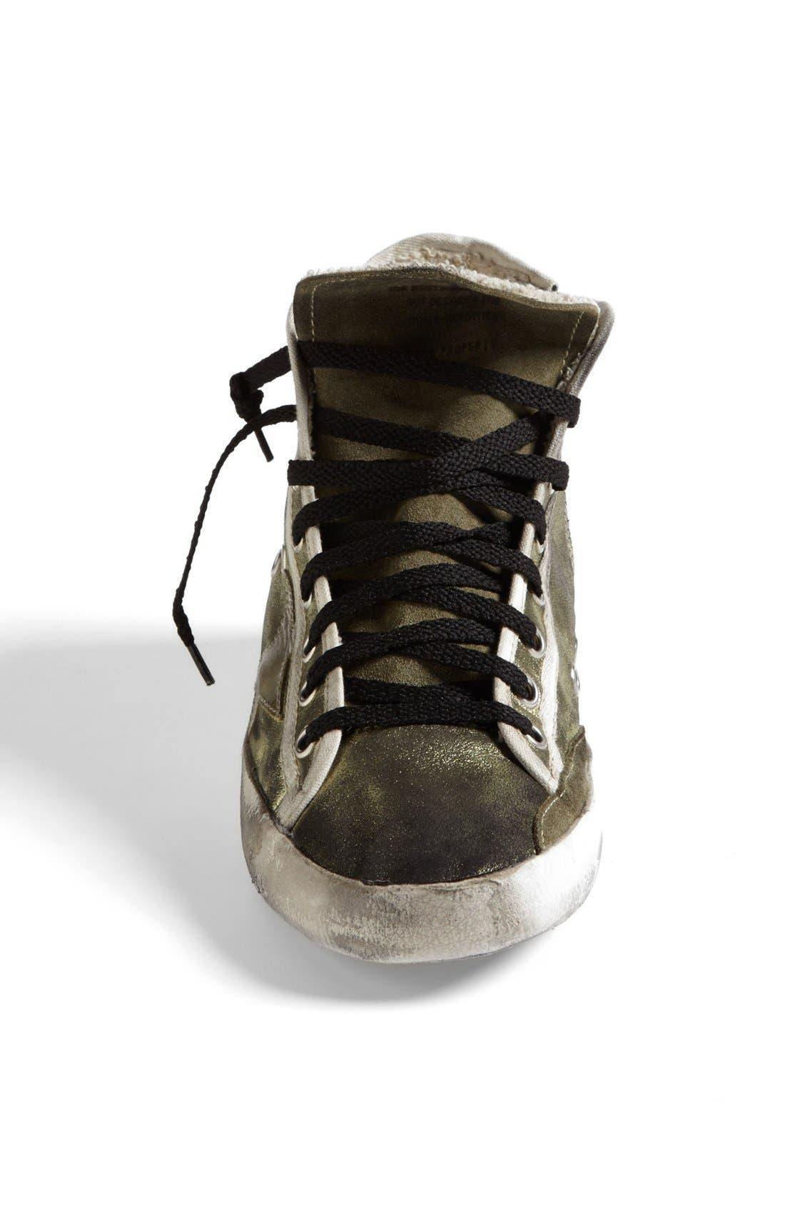 Alternate Image 3  - Golden Goose 'Francy' High Top Sneaker