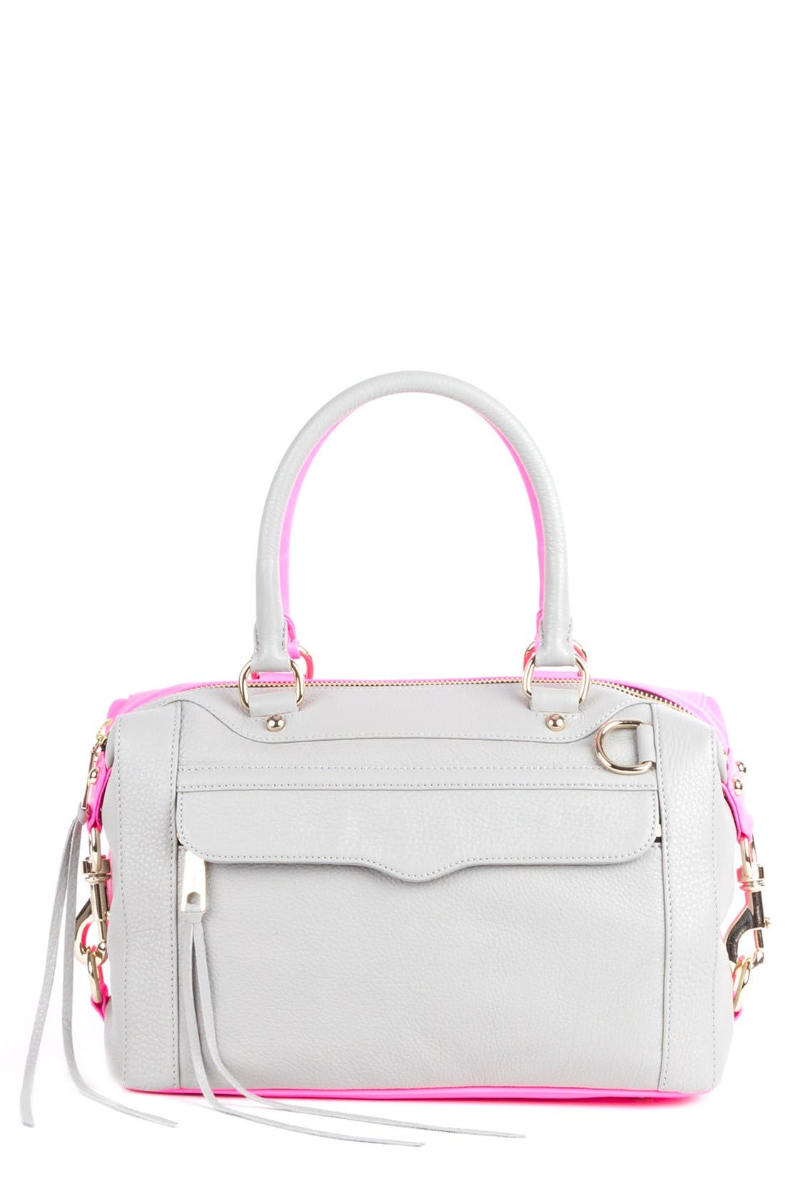 Alternate Image 1 Selected - Rebecca Minkoff 'Mini MAB' Satchel