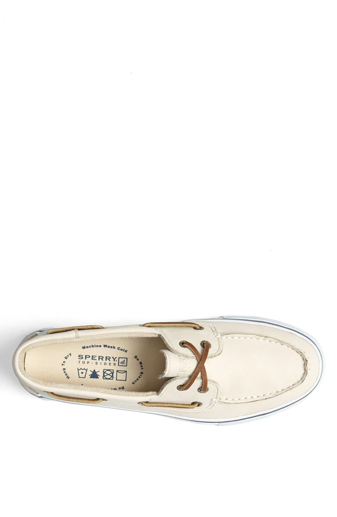 Alternate Image 3  - Sperry Top-Sider® 'Bahama' Washable Boat Shoe