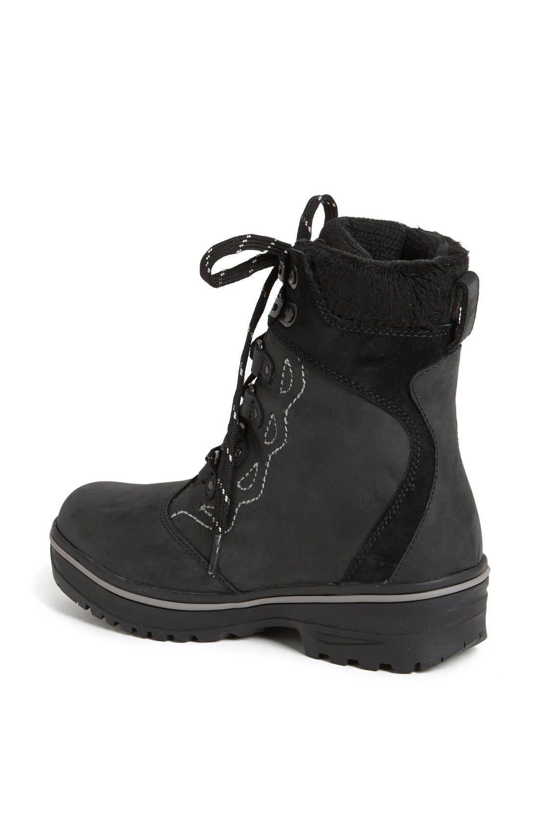 Alternate Image 2  - The North Face 'Snowbreaker' Waterproof Leather Boot (Women)