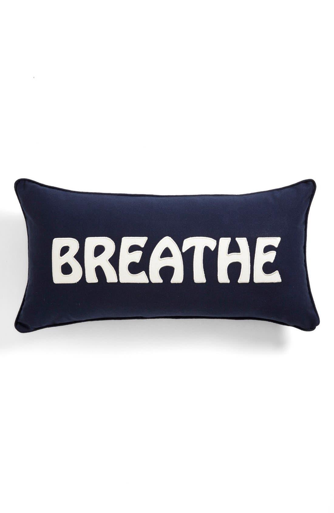 Alternate Image 1 Selected - Levtex 'Breathe' Pillow