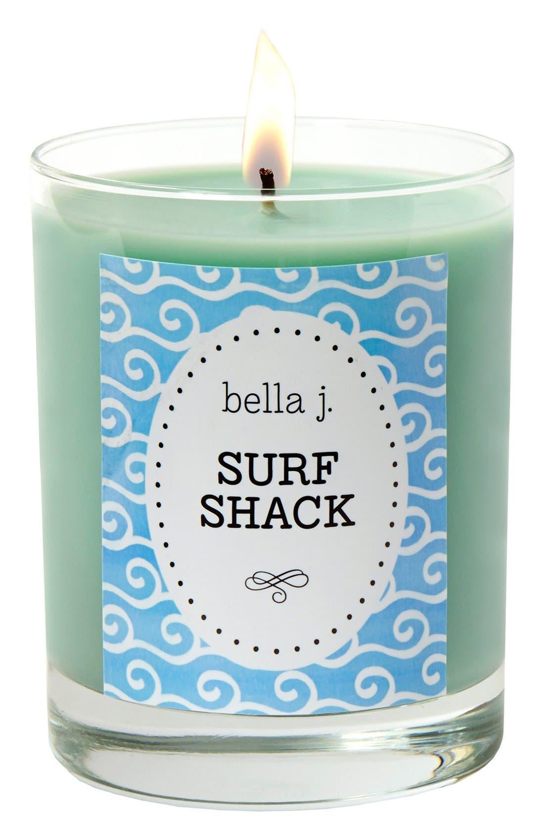 Alternate Image 3  - bella j. 'Surf Shack' Candle