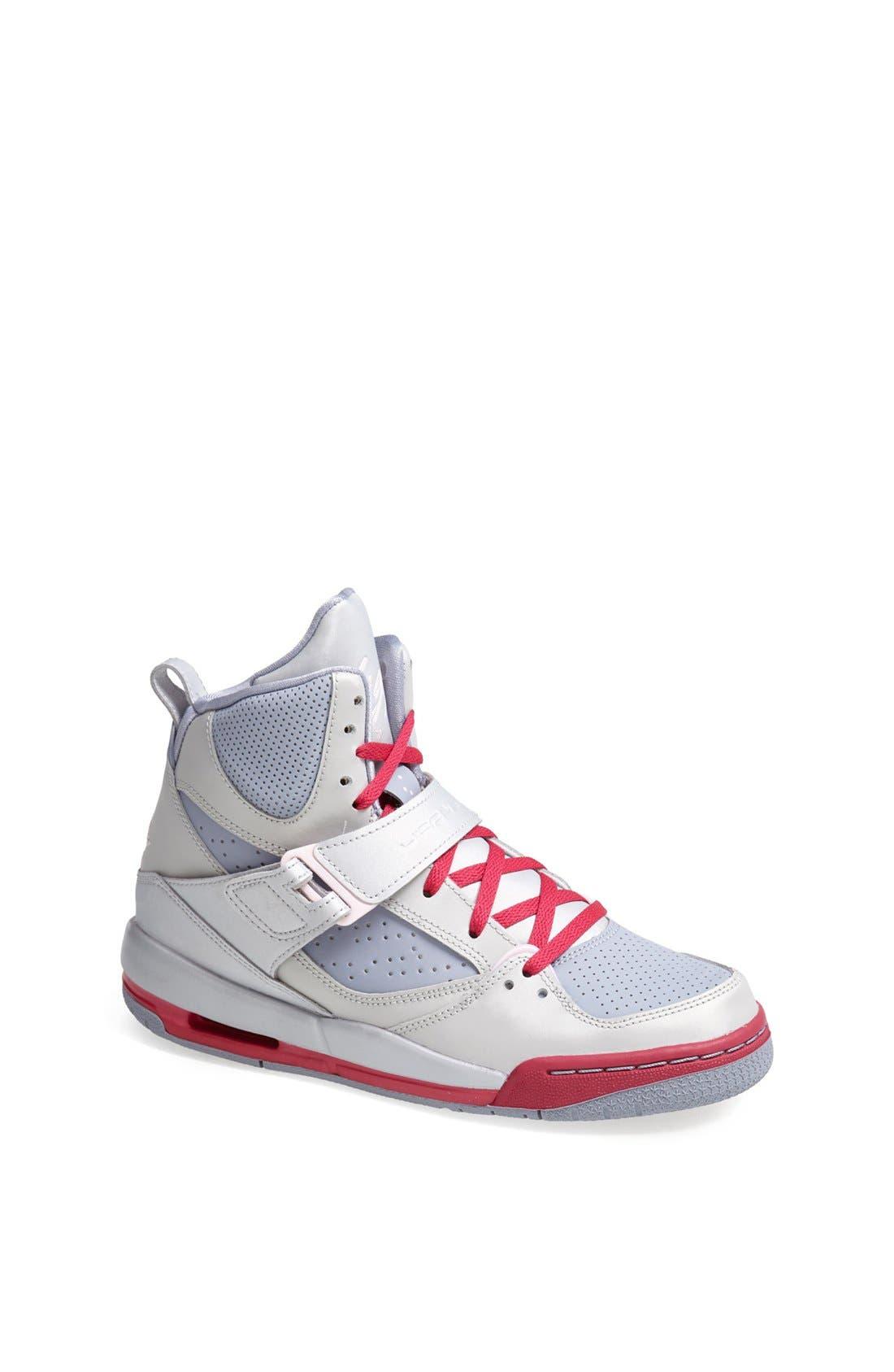 Alternate Image 1 Selected - Nike 'Jordan Flight 45' High Athletic Shoe (Big Kid)