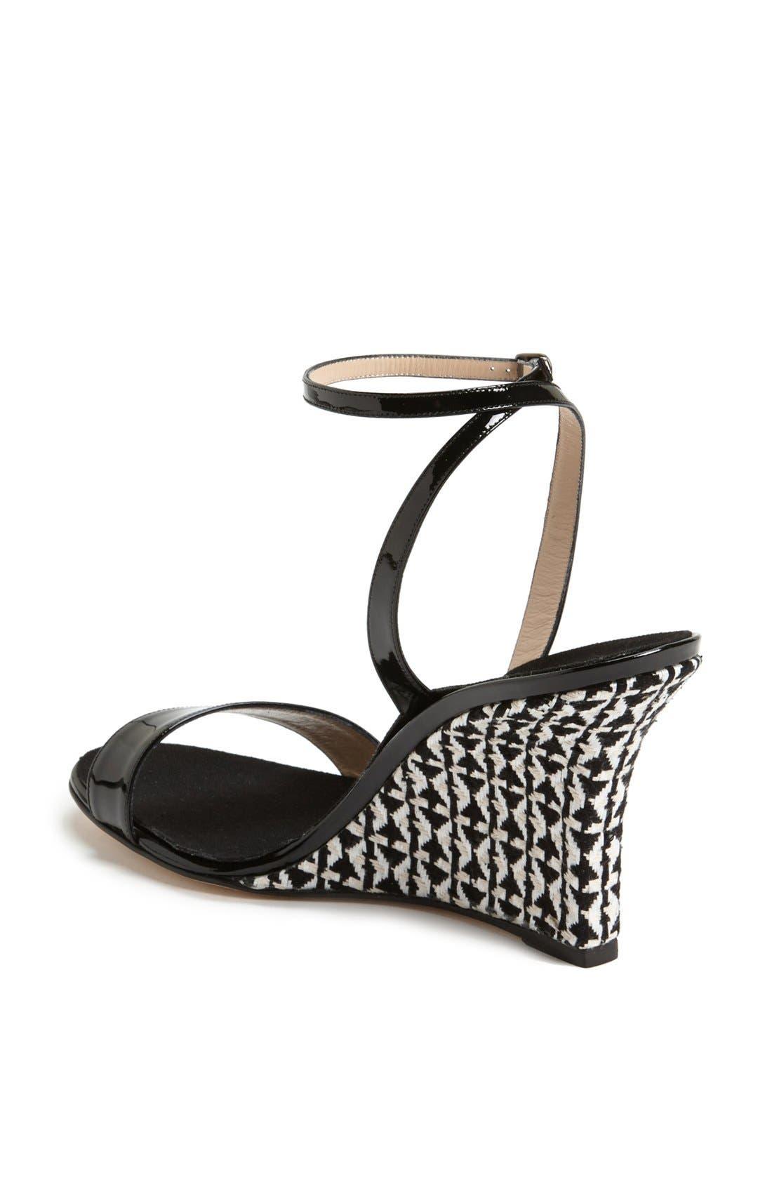 Alternate Image 2  - Manolo Blahnik 'Ribera' Wedge Sandal