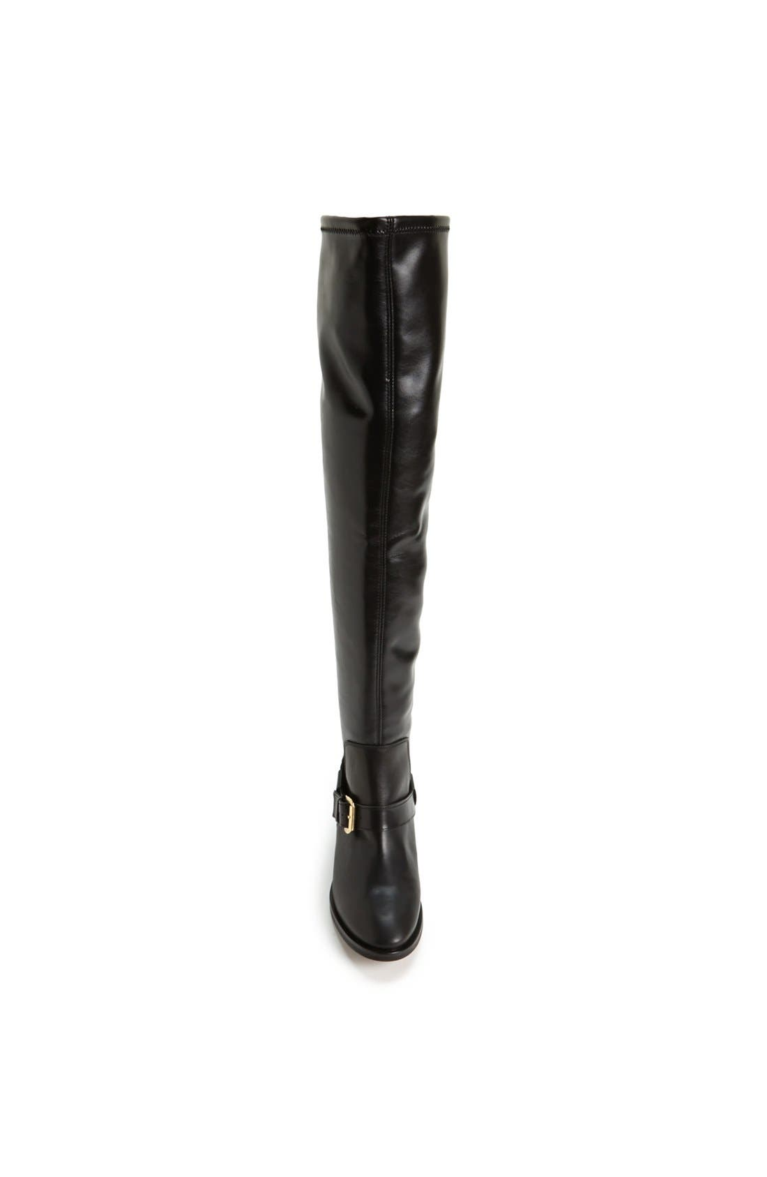 Alternate Image 3  - Topshop 'Dazzle' Over the Knee Boot