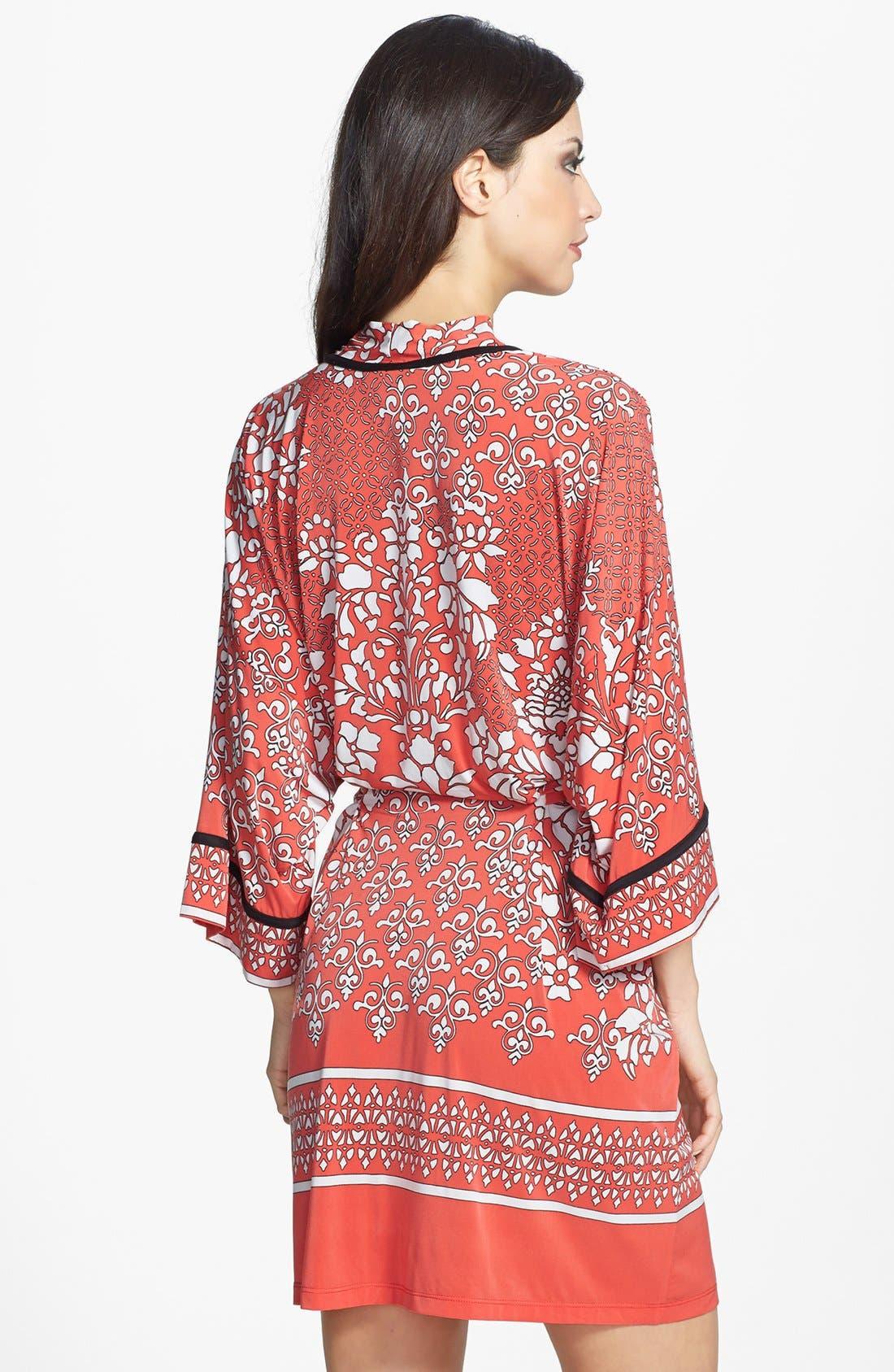 Alternate Image 2  - In Bloom by Jonquil 'Bali' Robe