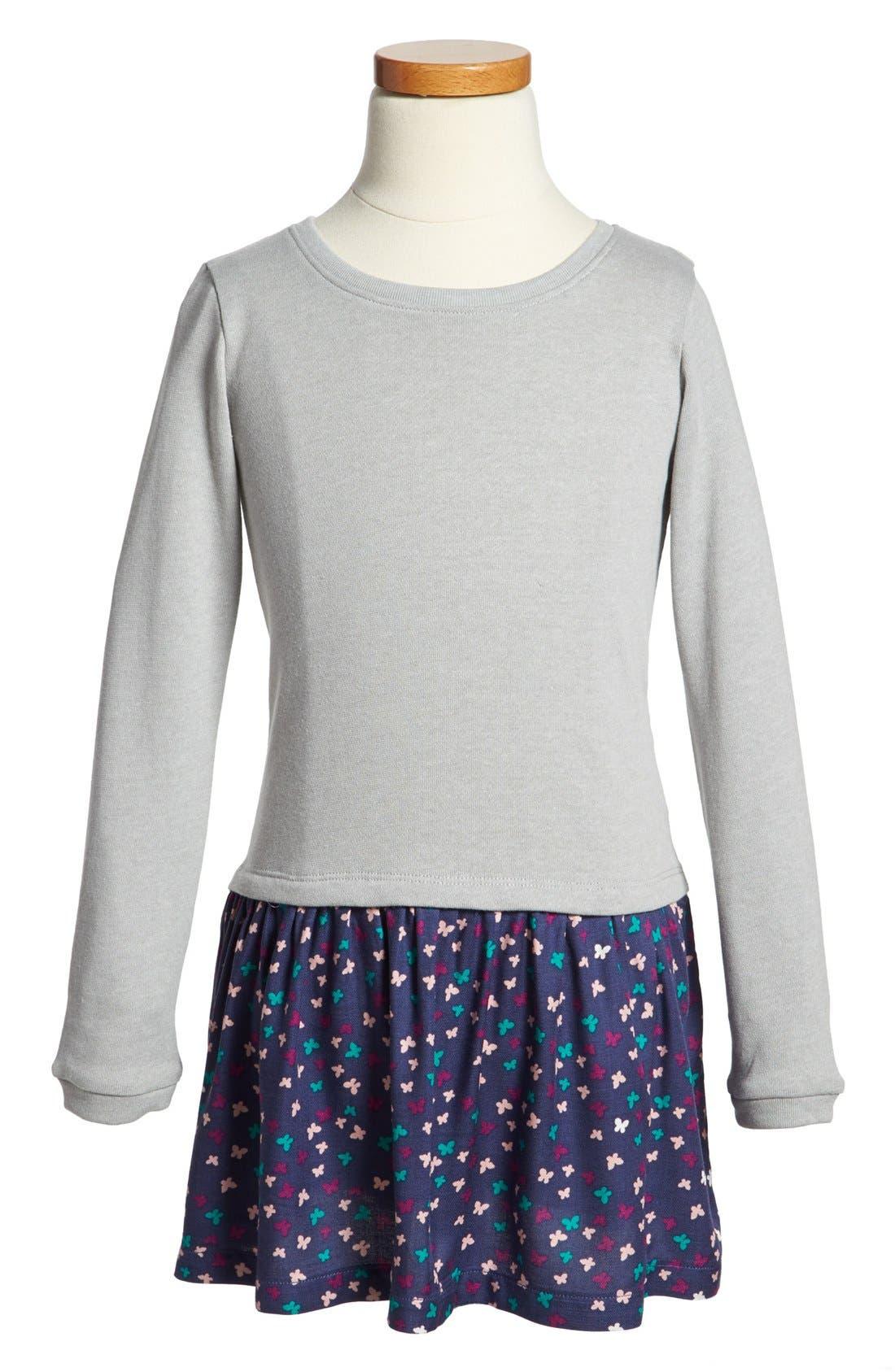 Main Image - Tucker + Tate 'Martina' Dress (Little Girls & Big Girls)