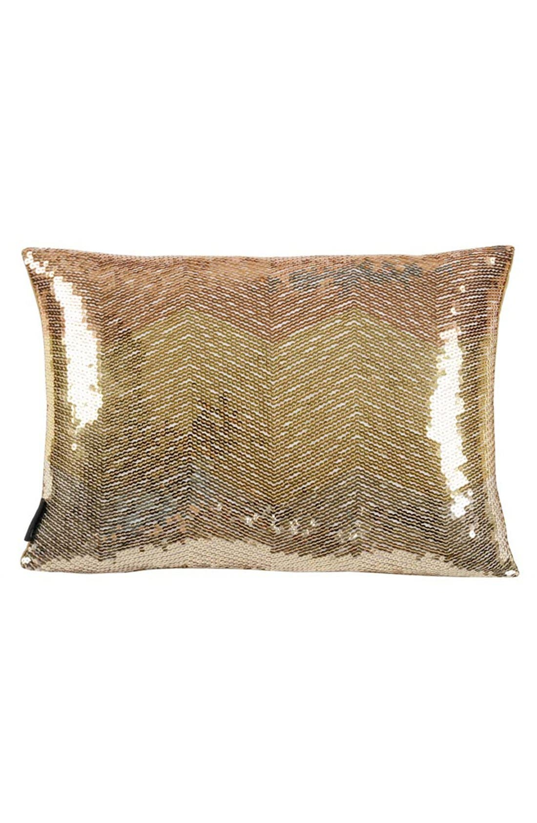 Alternate Image 1 Selected - Blissliving Home 'Sasha' Sequin Pillow