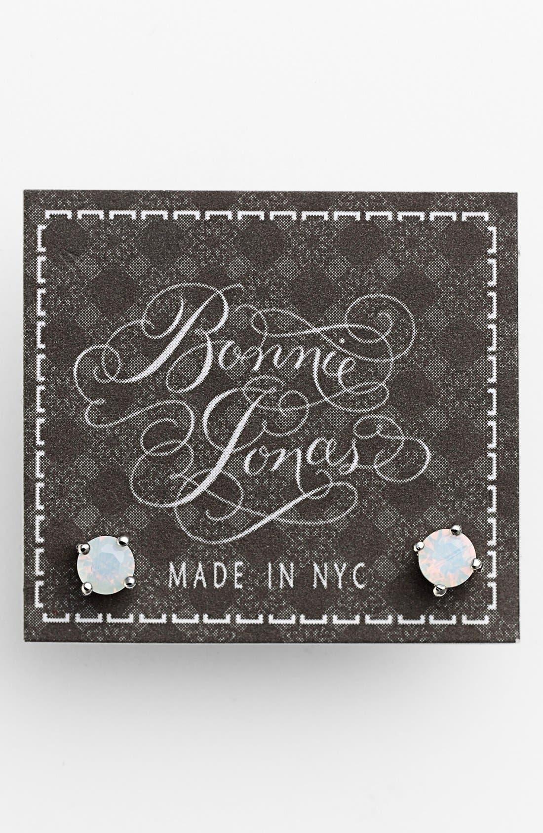 Alternate Image 1 Selected - Bonnie Jonas Stud Earrings