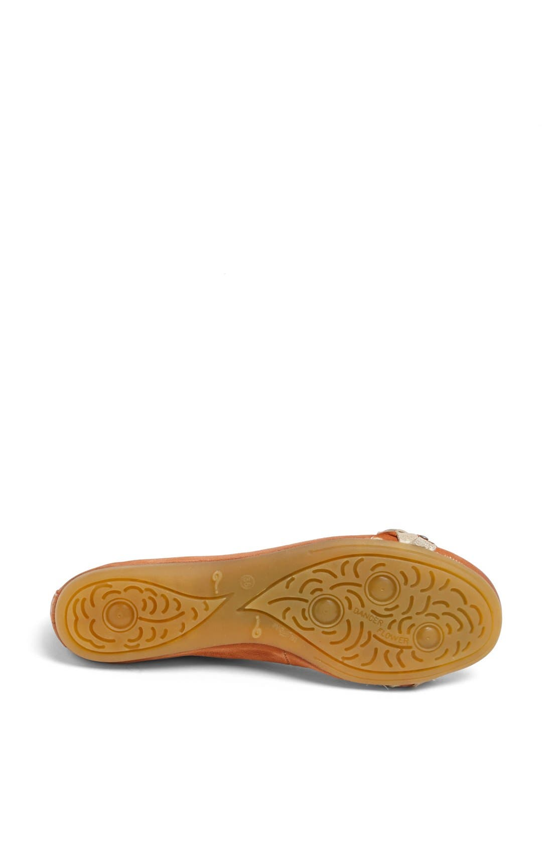 Alternate Image 4  - MJUS 'Coop' Leather Flat
