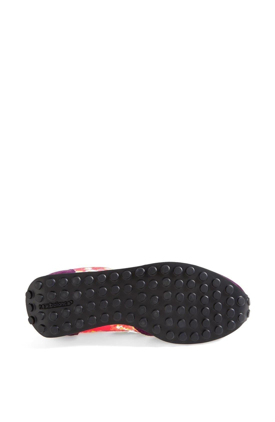 Alternate Image 4  - New Balance '410 Floral Blur' Sneaker (Women)