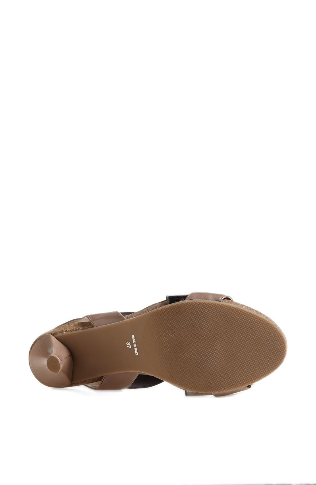 Alternate Image 4  - Anyi Lu 'Bella' Sandal (Women)