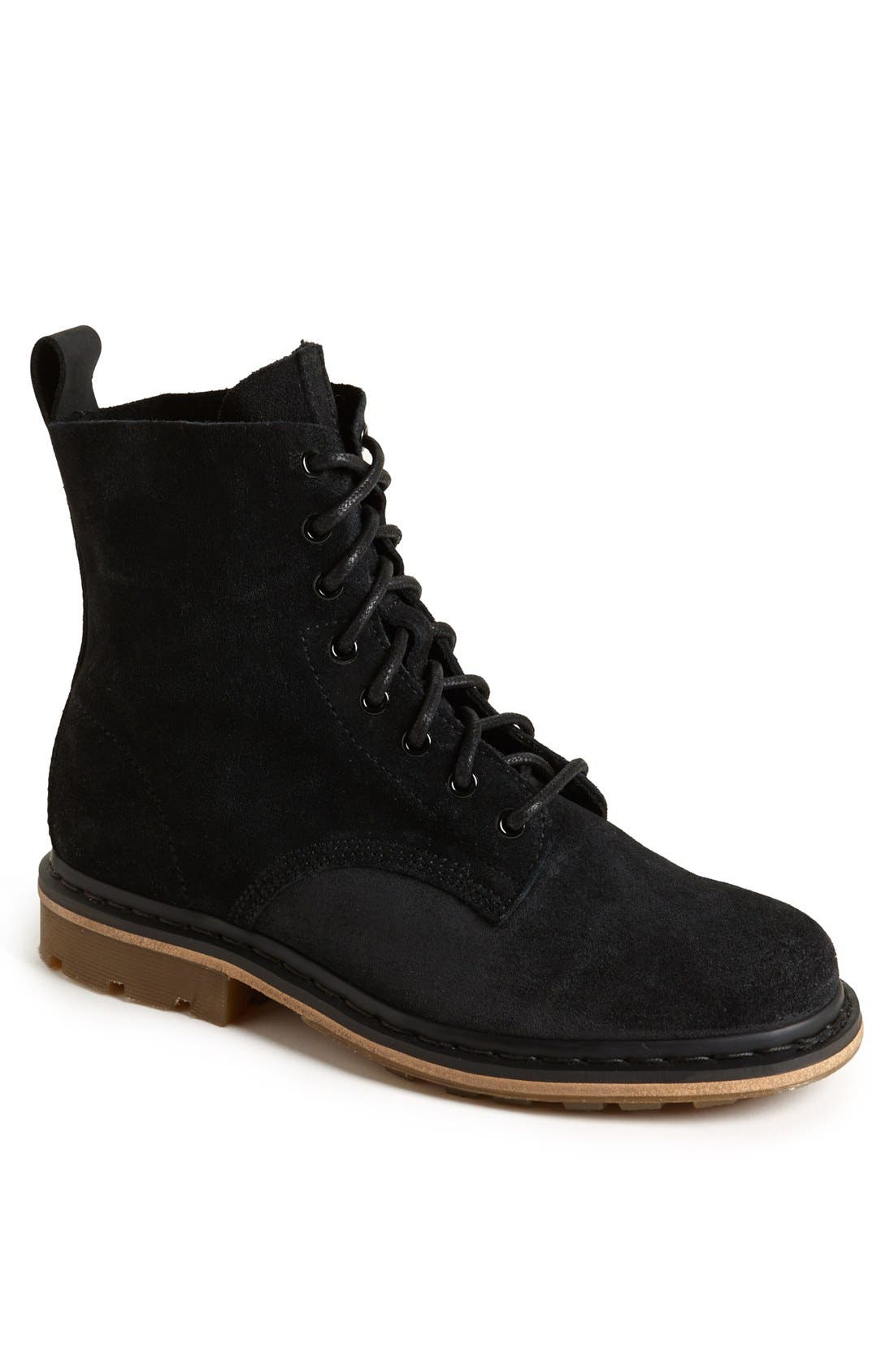 Alternate Image 1 Selected - Dr. Martens 'Nero' Suede Boot