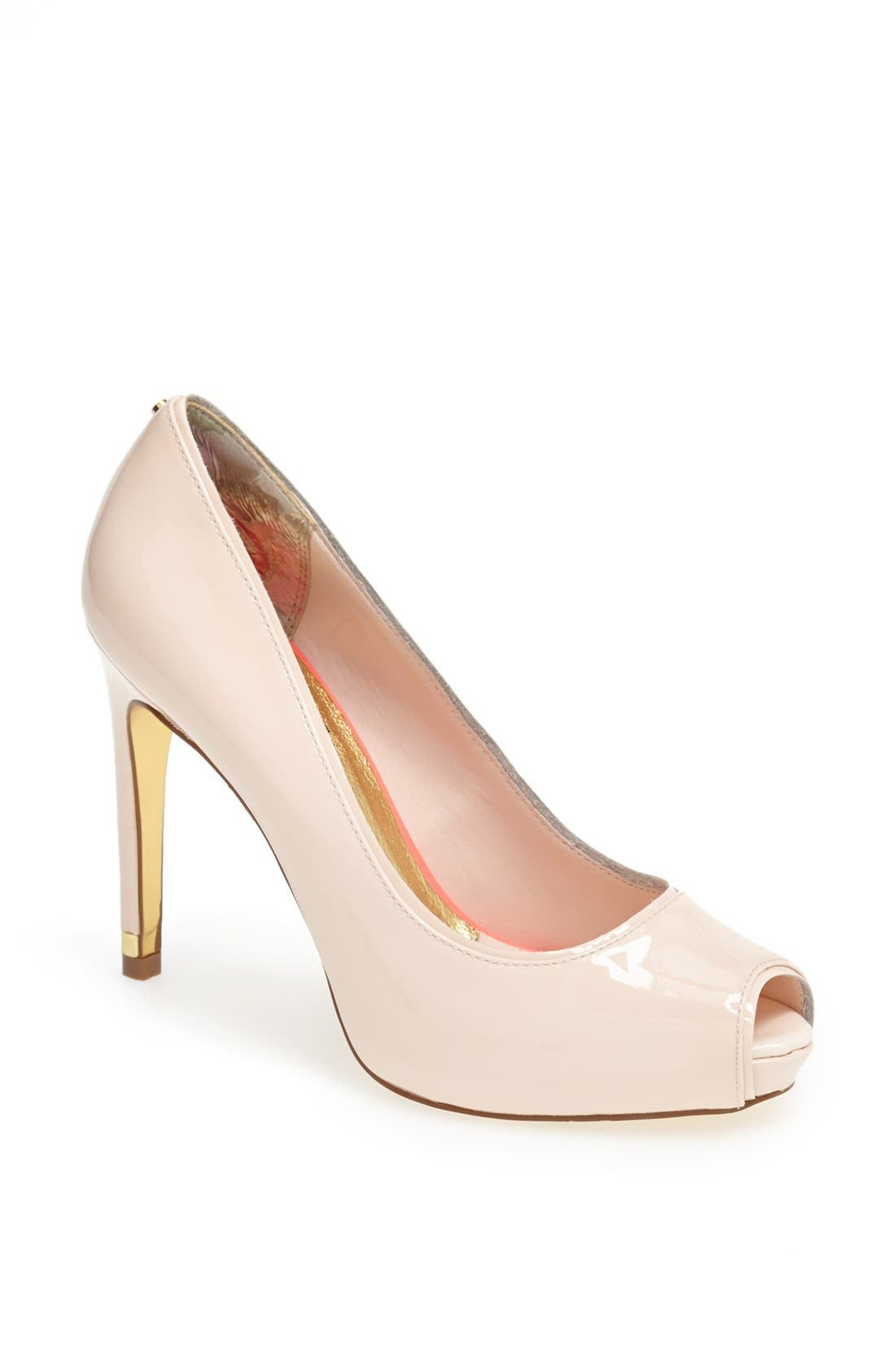 Alternate Image 1 Selected - Ted Baker London 'Glister' Pump