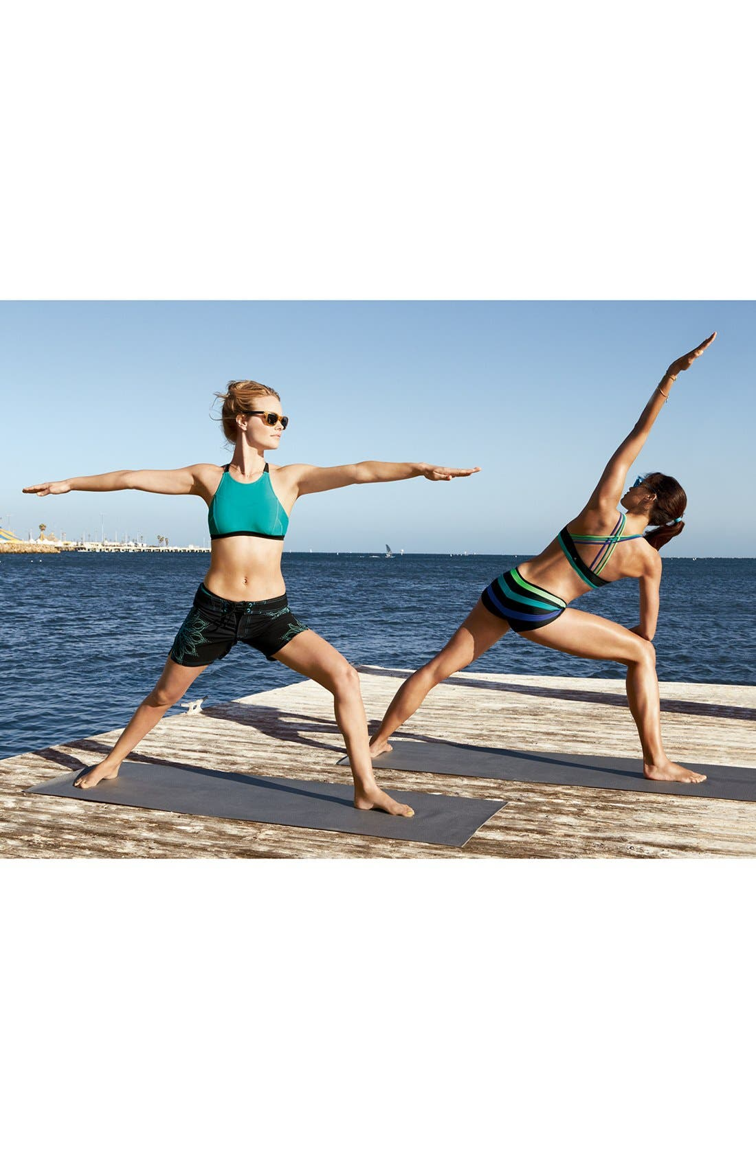 Alternate Image 6  - prAna 'Tavarua' Swim Shorts