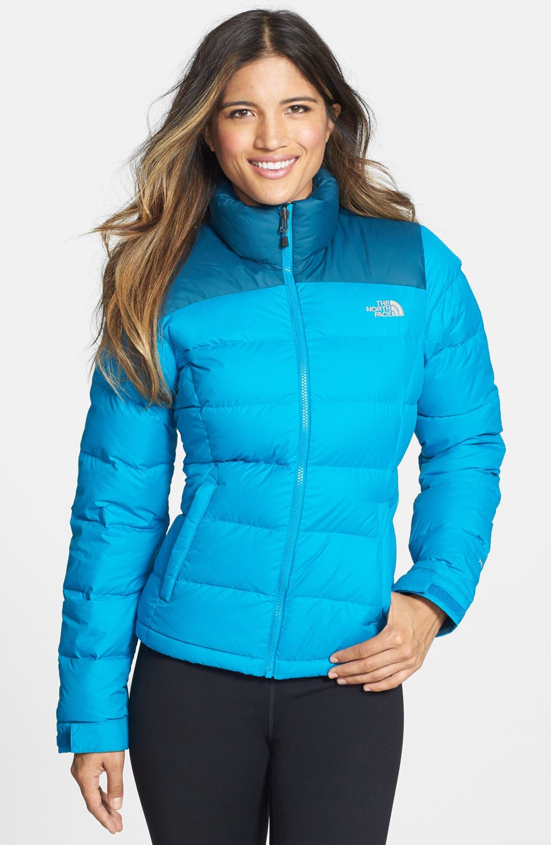 Alternate Image 1 Selected - The North Face 'Nuptse 2' Down Jacket