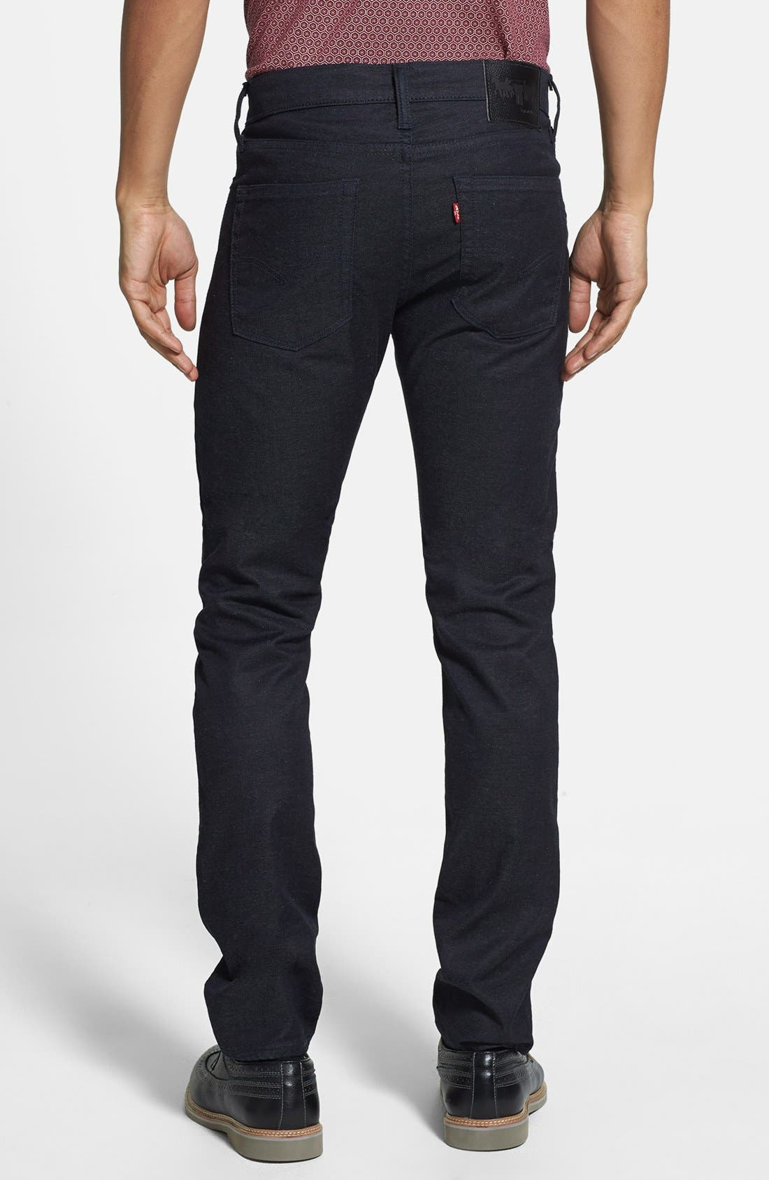 Alternate Image 2  - Levi's® '513' Slim Fit Jeans (Tonic)