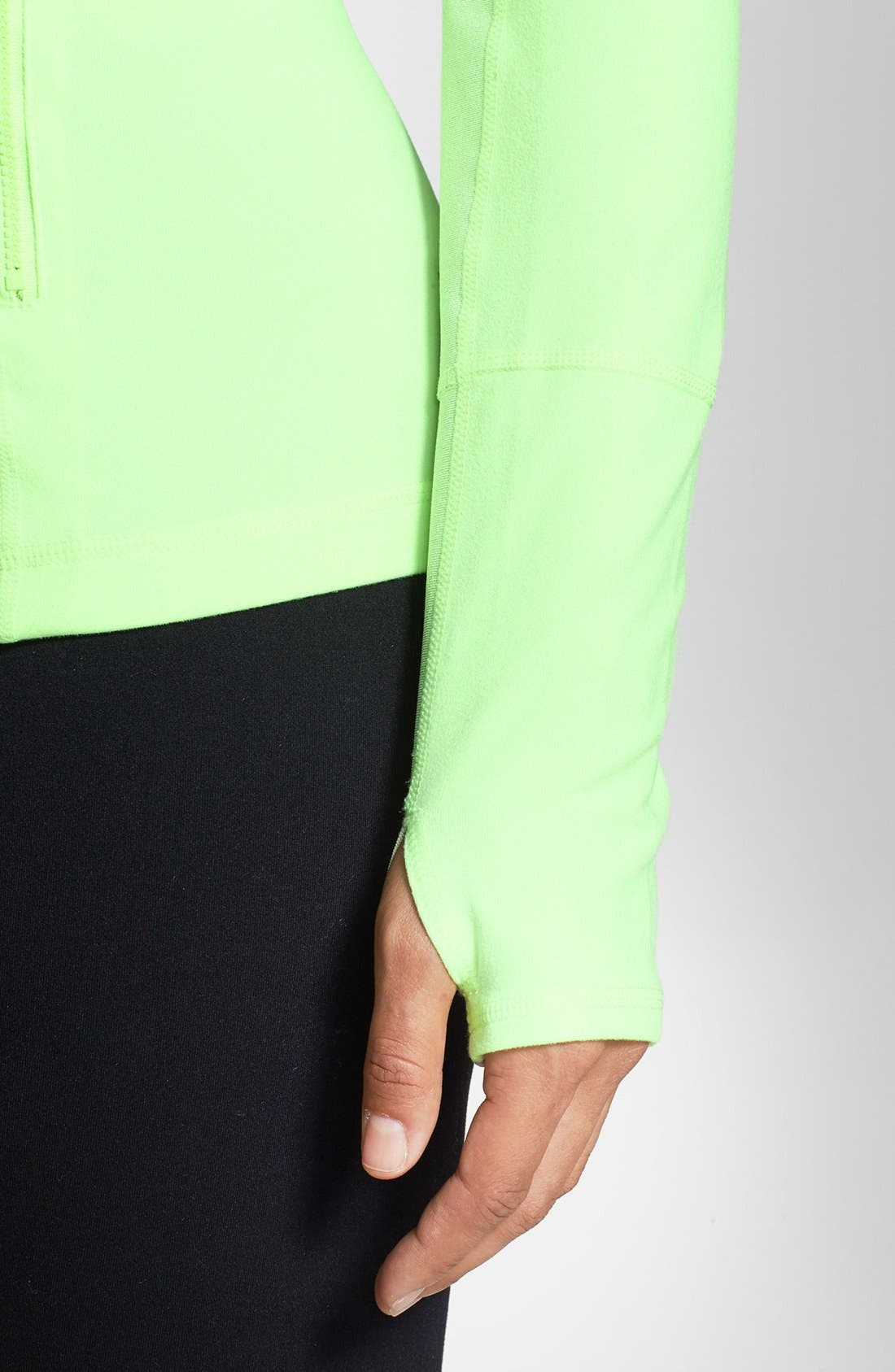 Alternate Image 5  - Zella 'Luxe Mix' Jacket