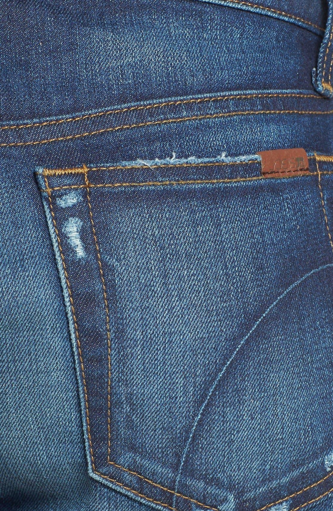 Alternate Image 3  - Joe's 'Darla' Cuff Denim Shorts