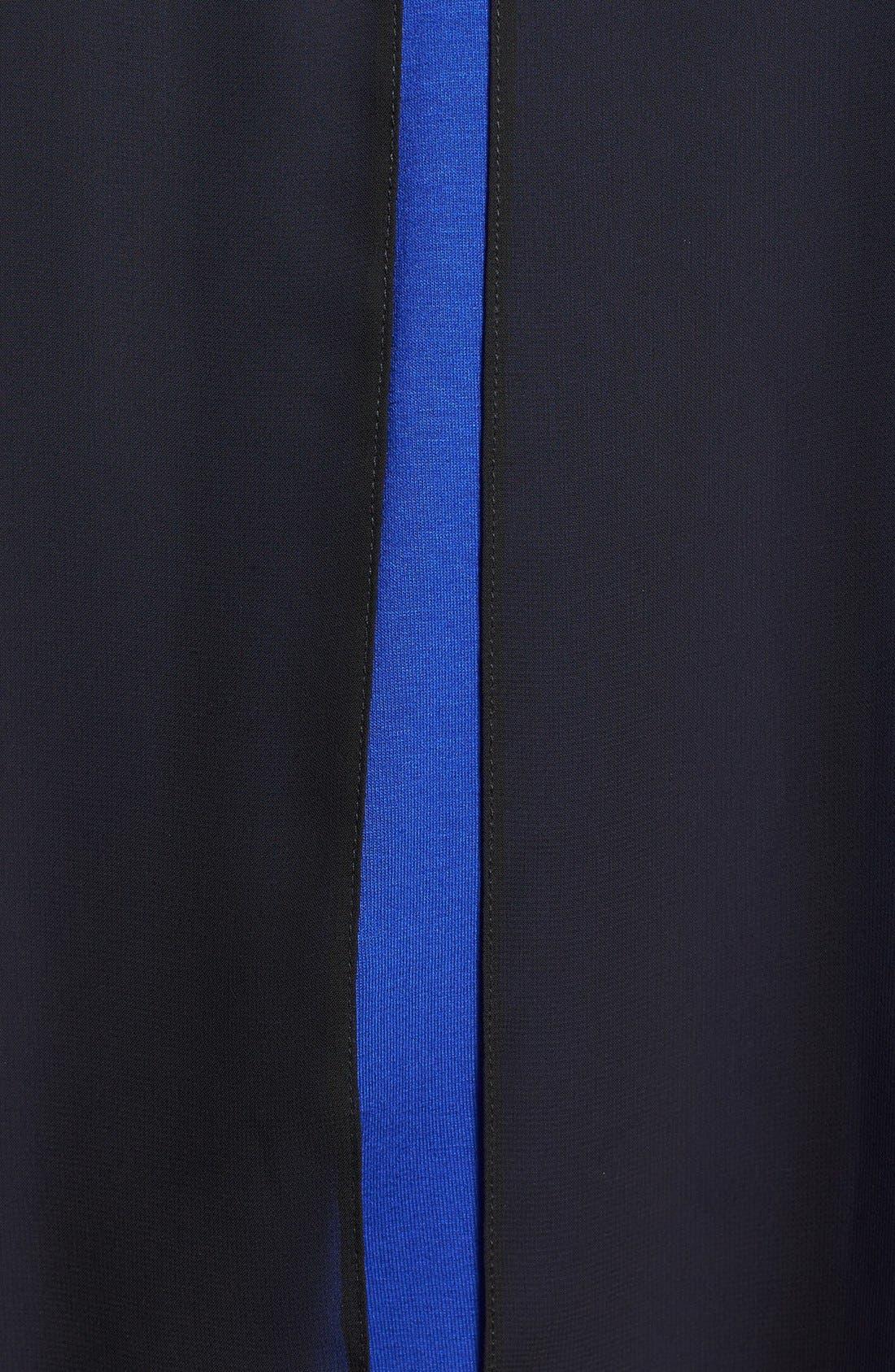 Alternate Image 3  - Evans Cap Sleeve Top (Plus Size)