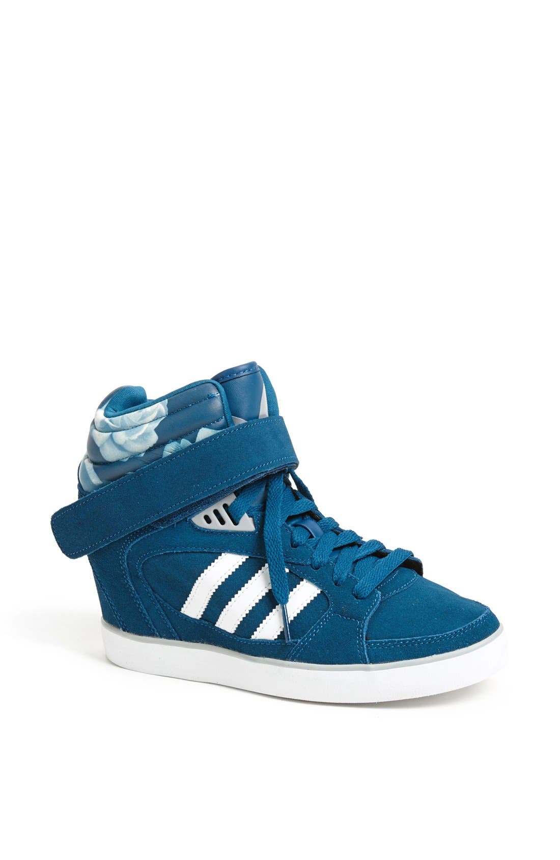 Alternate Image 1 Selected - adidas 'Amerlight' Wedge Sneaker (Women)