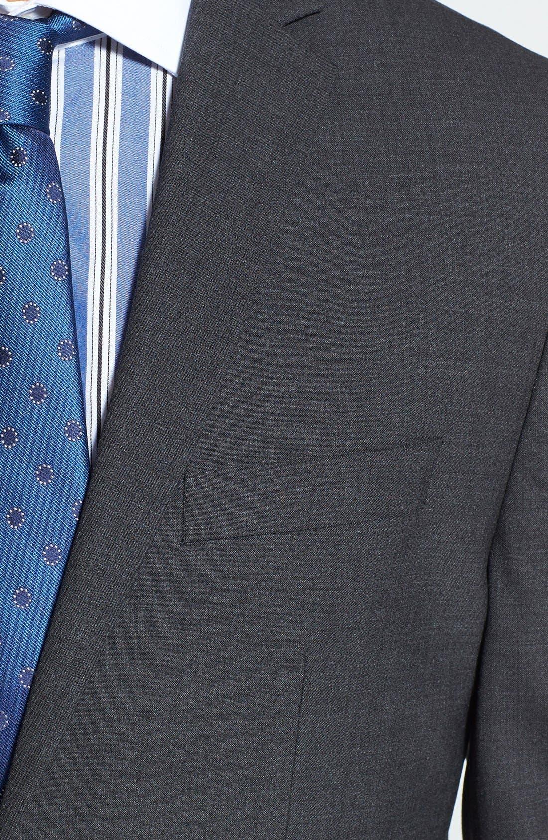 Alternate Image 3  - Kenneth Cole Collection Wool Blend Blazer