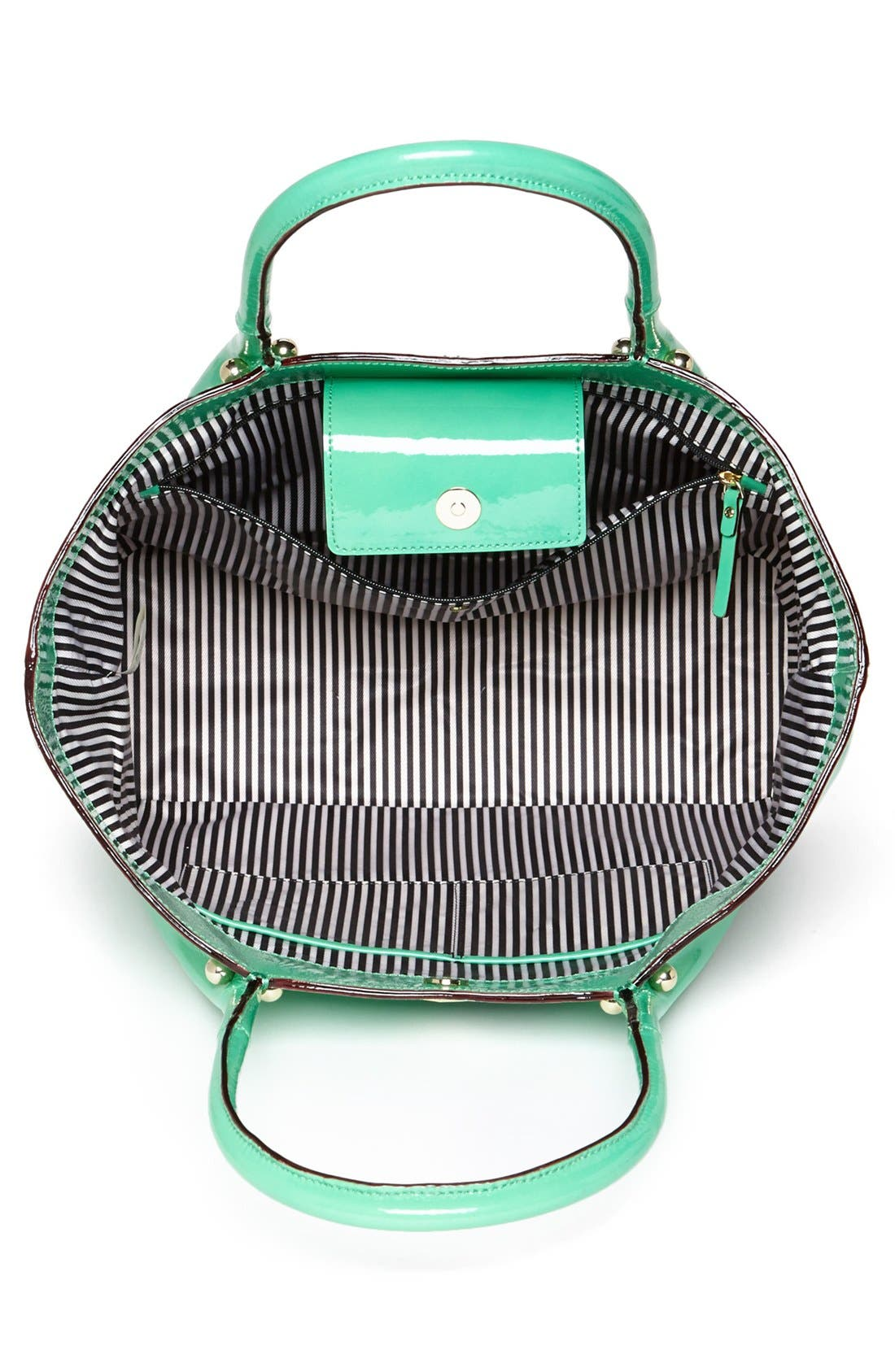 Alternate Image 3  - kate spade new york 'first prize - tolen' leather tote